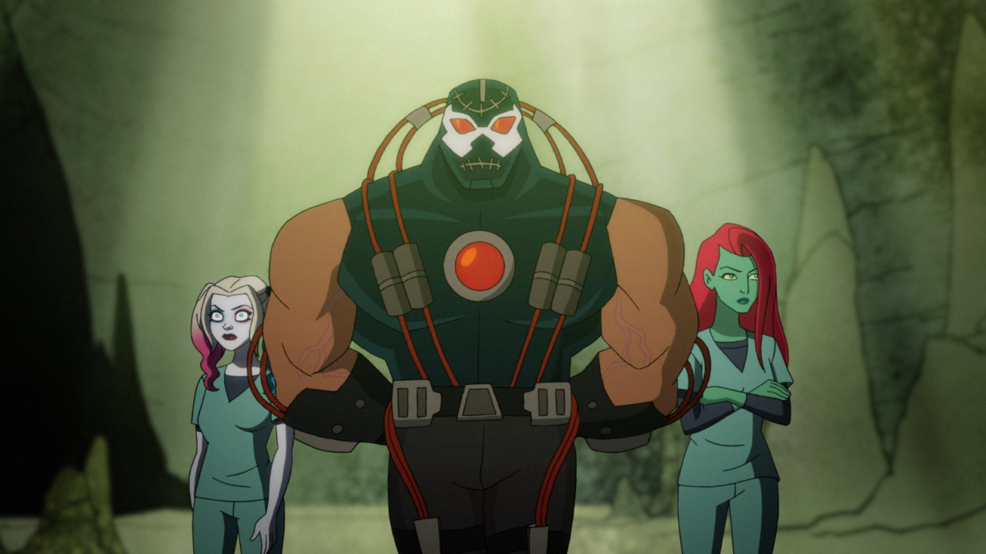 Harley Quinn Season 2 There S No Place To Go But Down