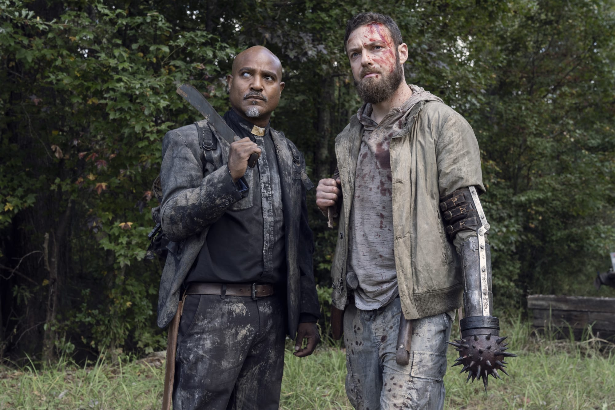 The Walking Dead Season 10, Episode 19 recap: One More