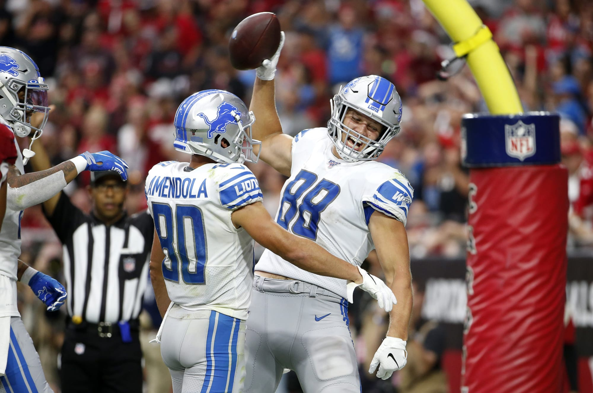Lions at Cardinals: 3 players who could roar for Detroit
