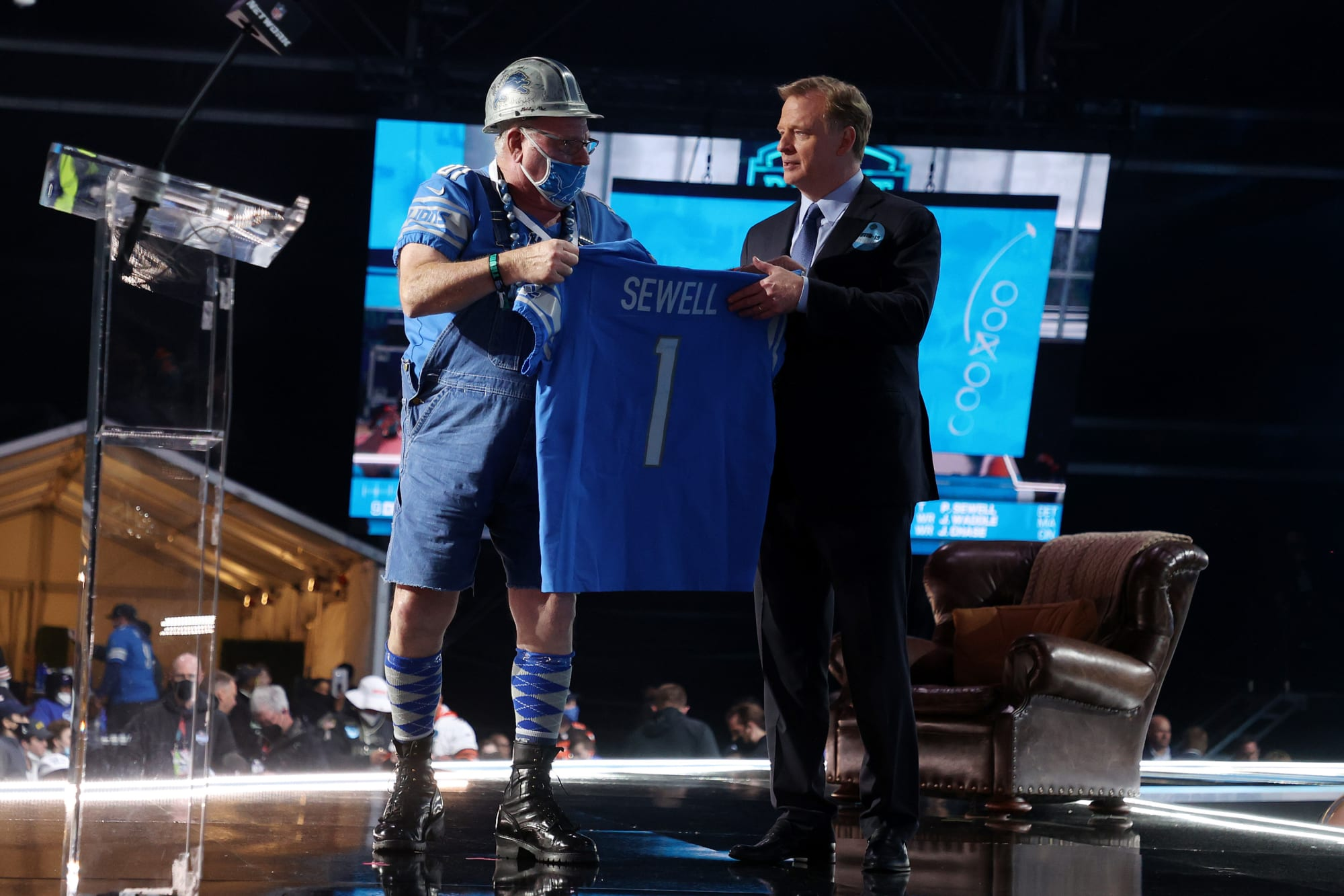 Detroit Lions: Is this what a true culture change feels like?