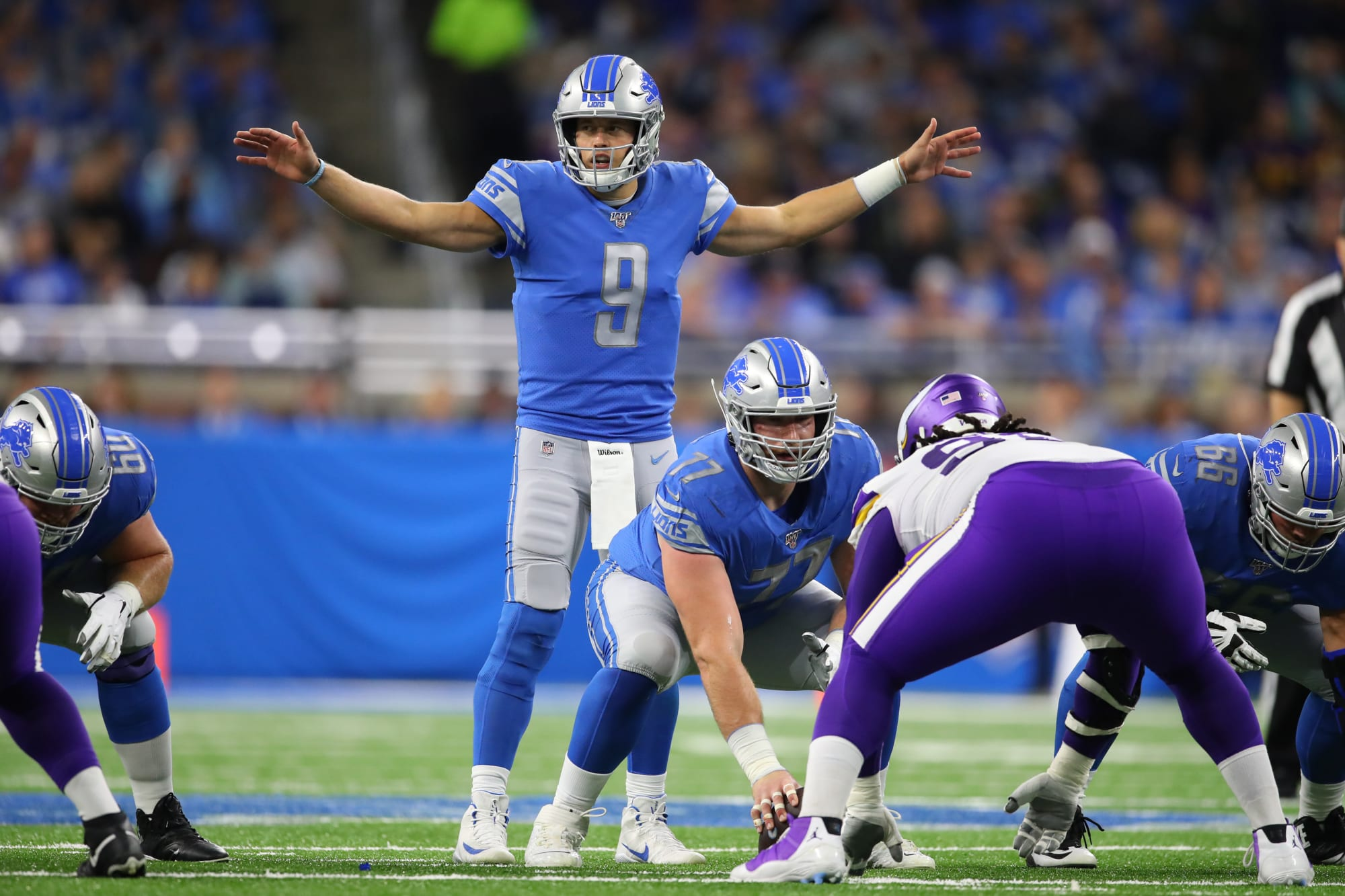 Detroit Lions: New regime primed to build new identity