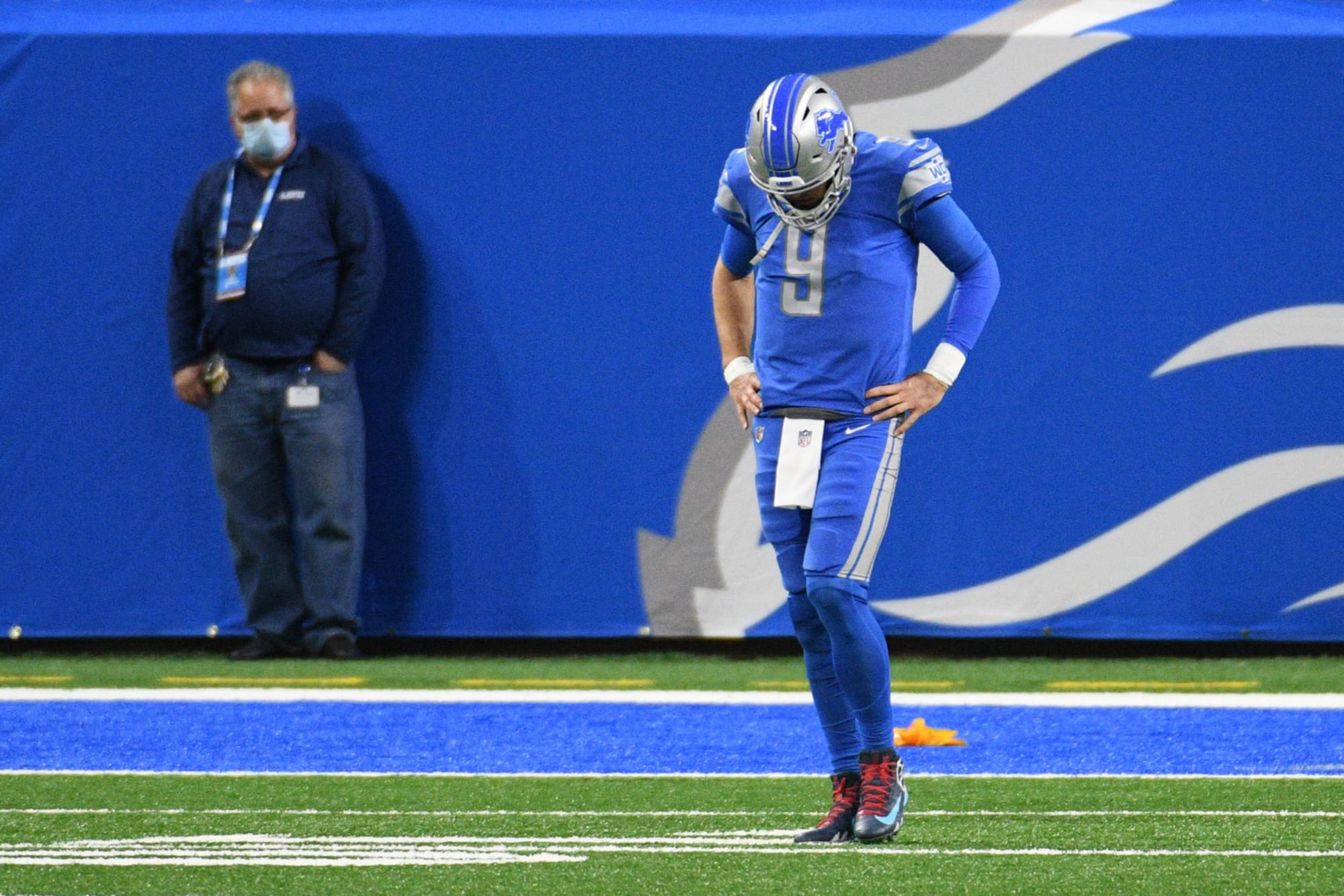 What Should The Detroit Lions Do With Matthew Stafford