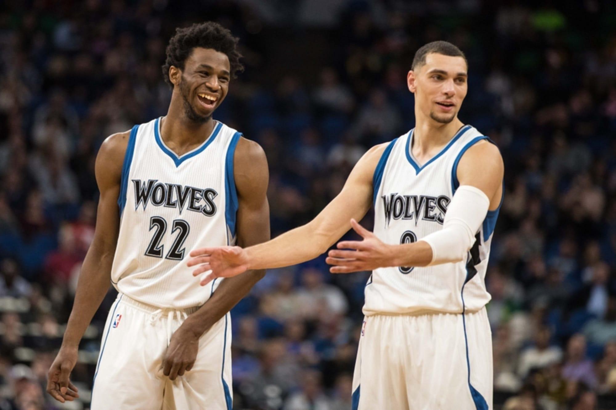 Minnesota Timberwolves: Andrew Wiggins, Zach LaVine Have ...