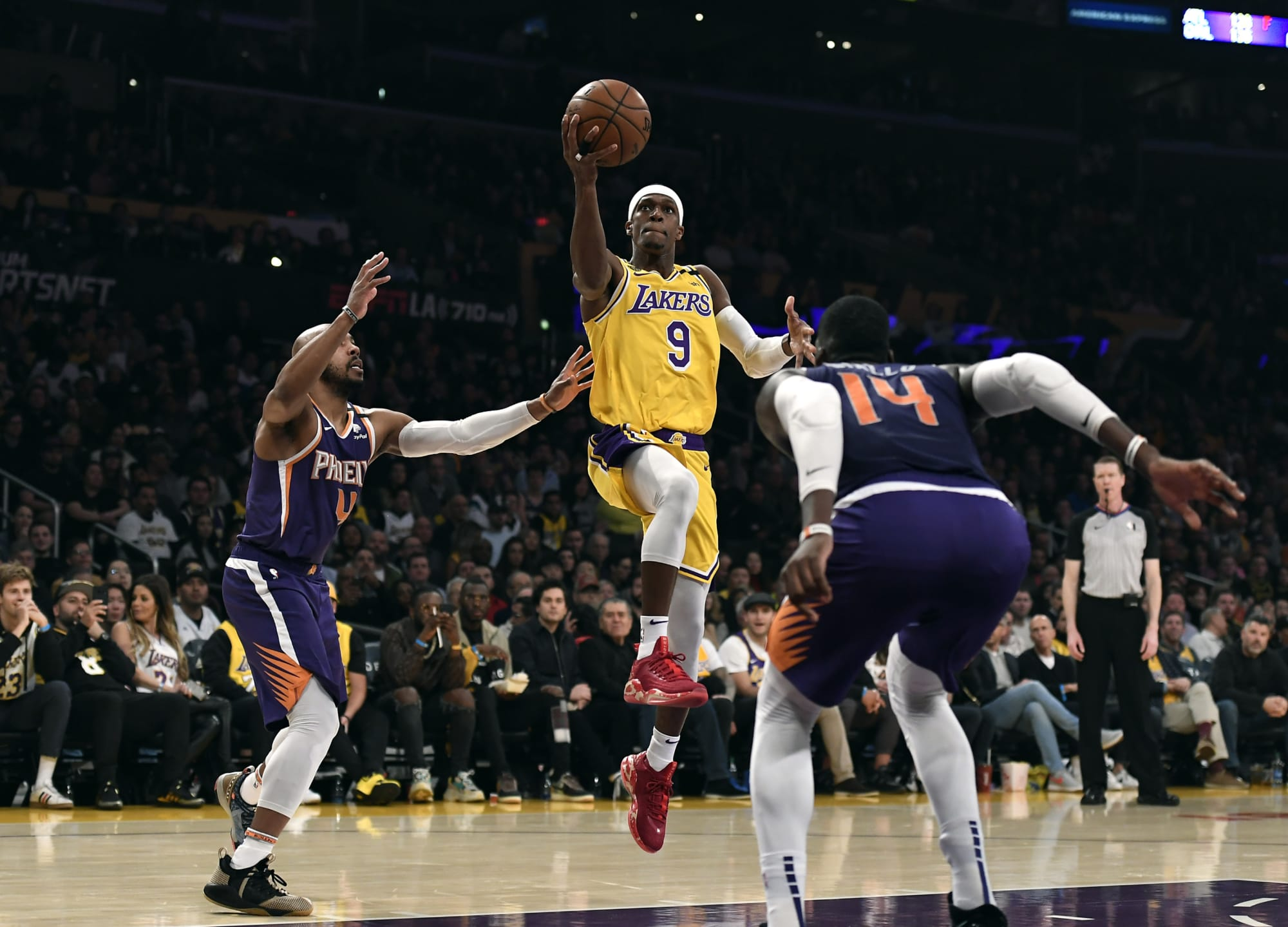Los Angeles Lakers: A performance grade for the 2019-20 regular season