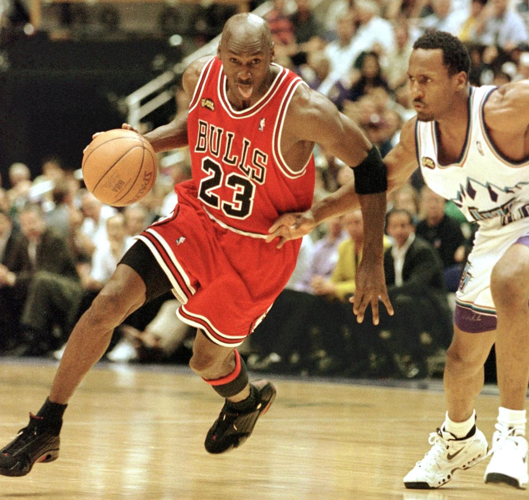 Chicago Bulls Rewinding To Michael Jordan S Flu Game