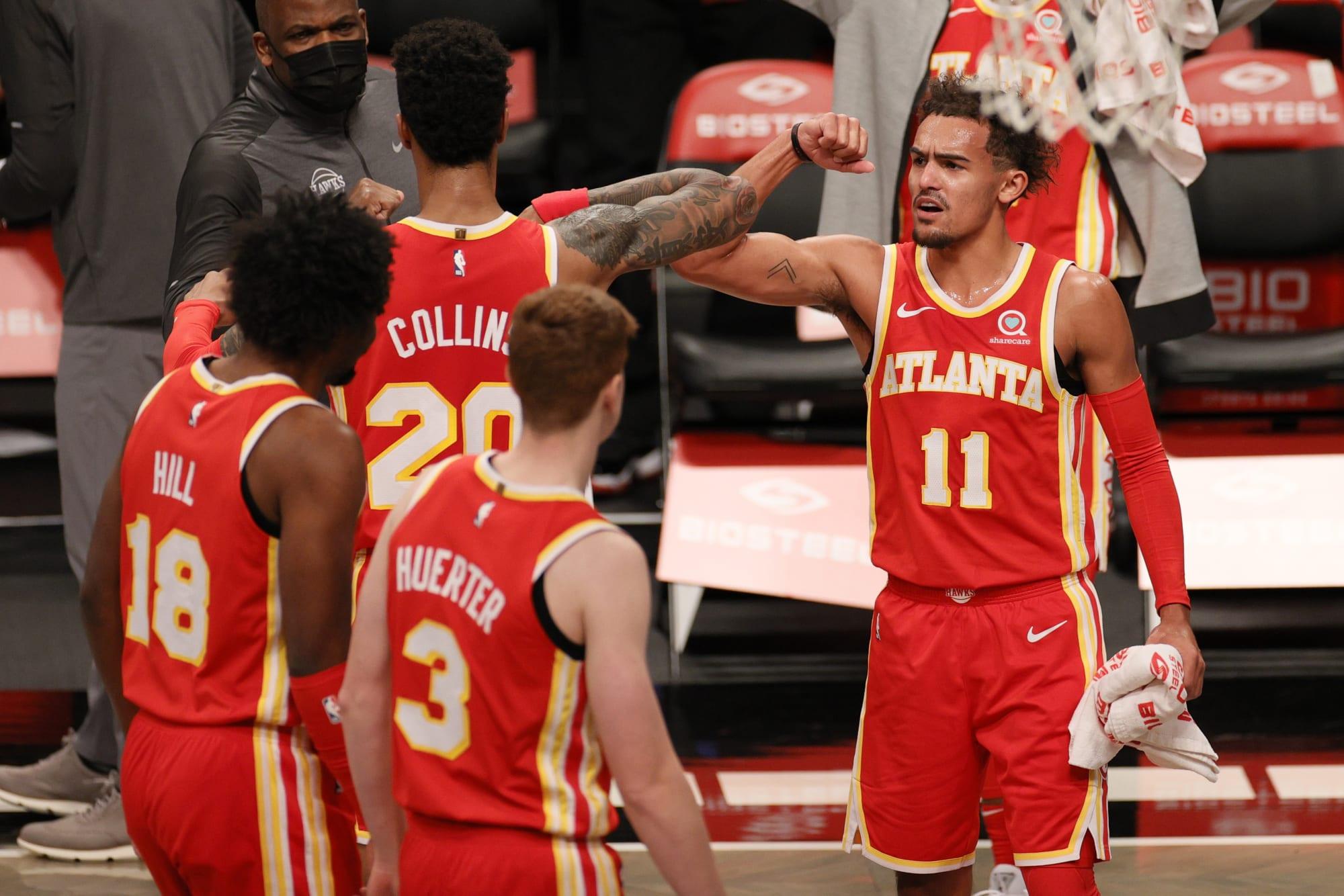 Atlanta Hawks: This year's Hawks are not the same old Hawks