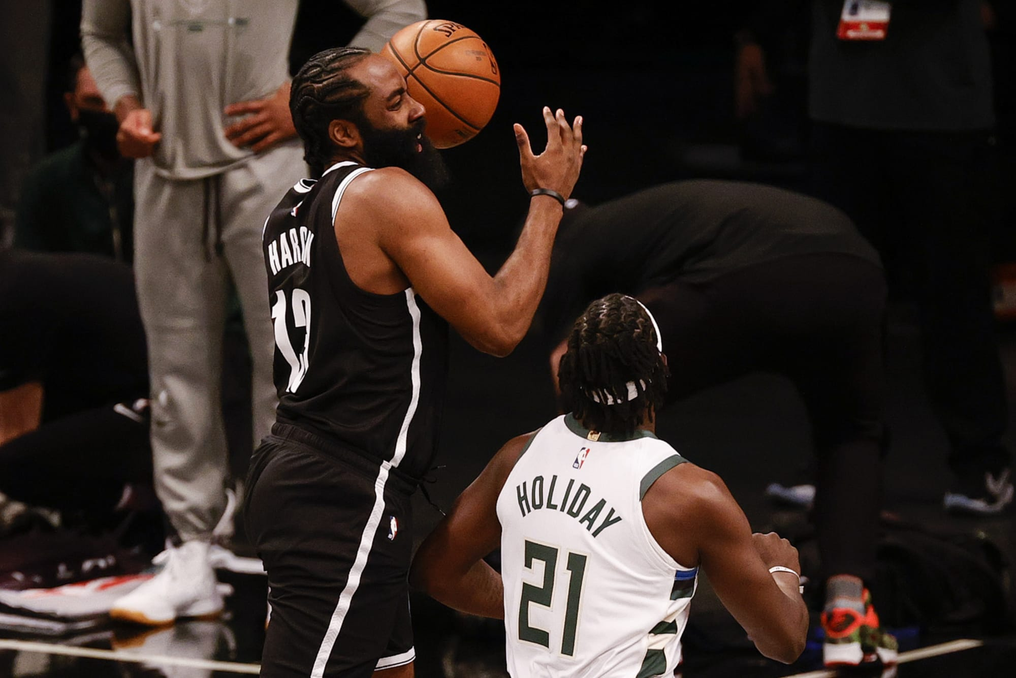 The Brooklyn Nets are back to life without James Harden