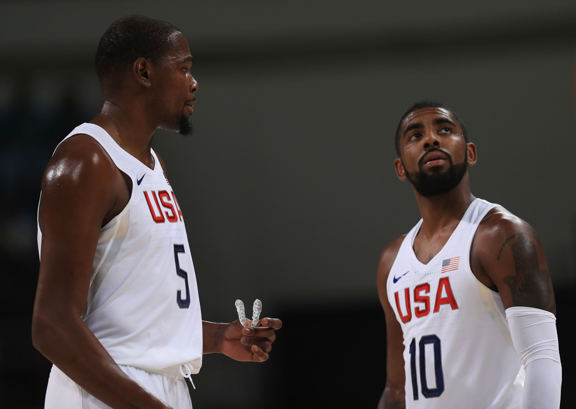 Brooklyn Nets: Kyrie Irving, Kevin Durant not returning when season resumes
