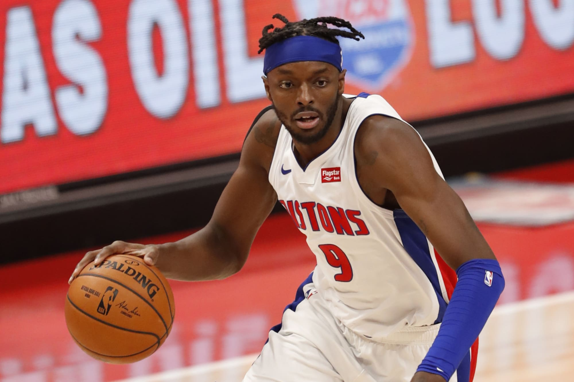 Detroit Pistons: Is it too early to start thinking about trading Jerami  Grant?