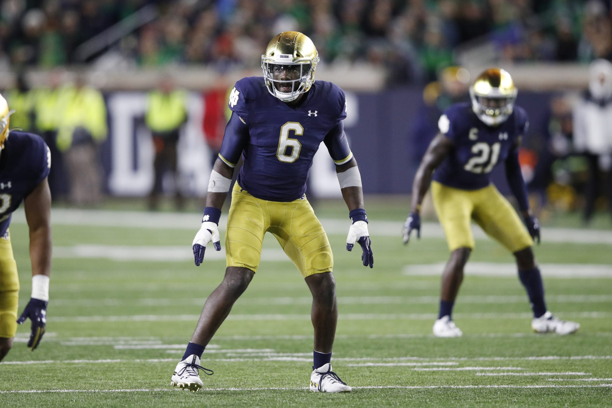 Notre Dame Football: Is Jeremiah Owusu-Koramoah being undervalued?