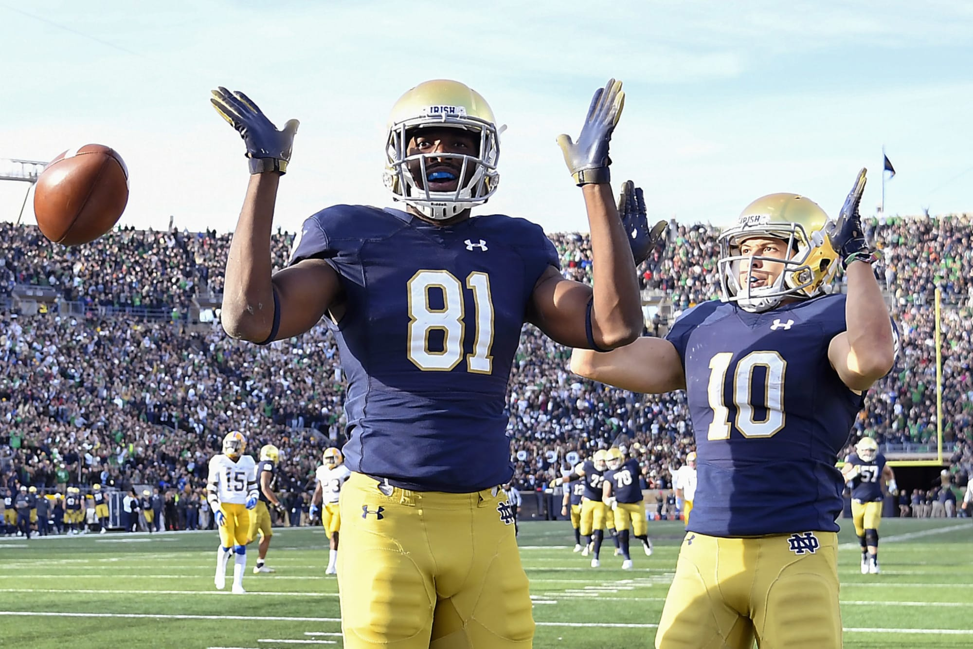 Notre Dame Football 3 Bold Predictions Vs Florida State