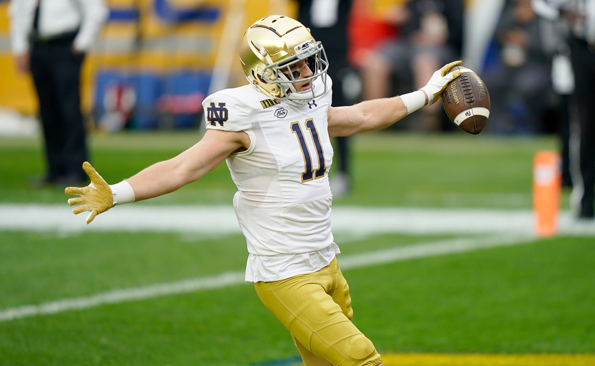 Notre Dame Football: Play that changed everything against Pittsburgh