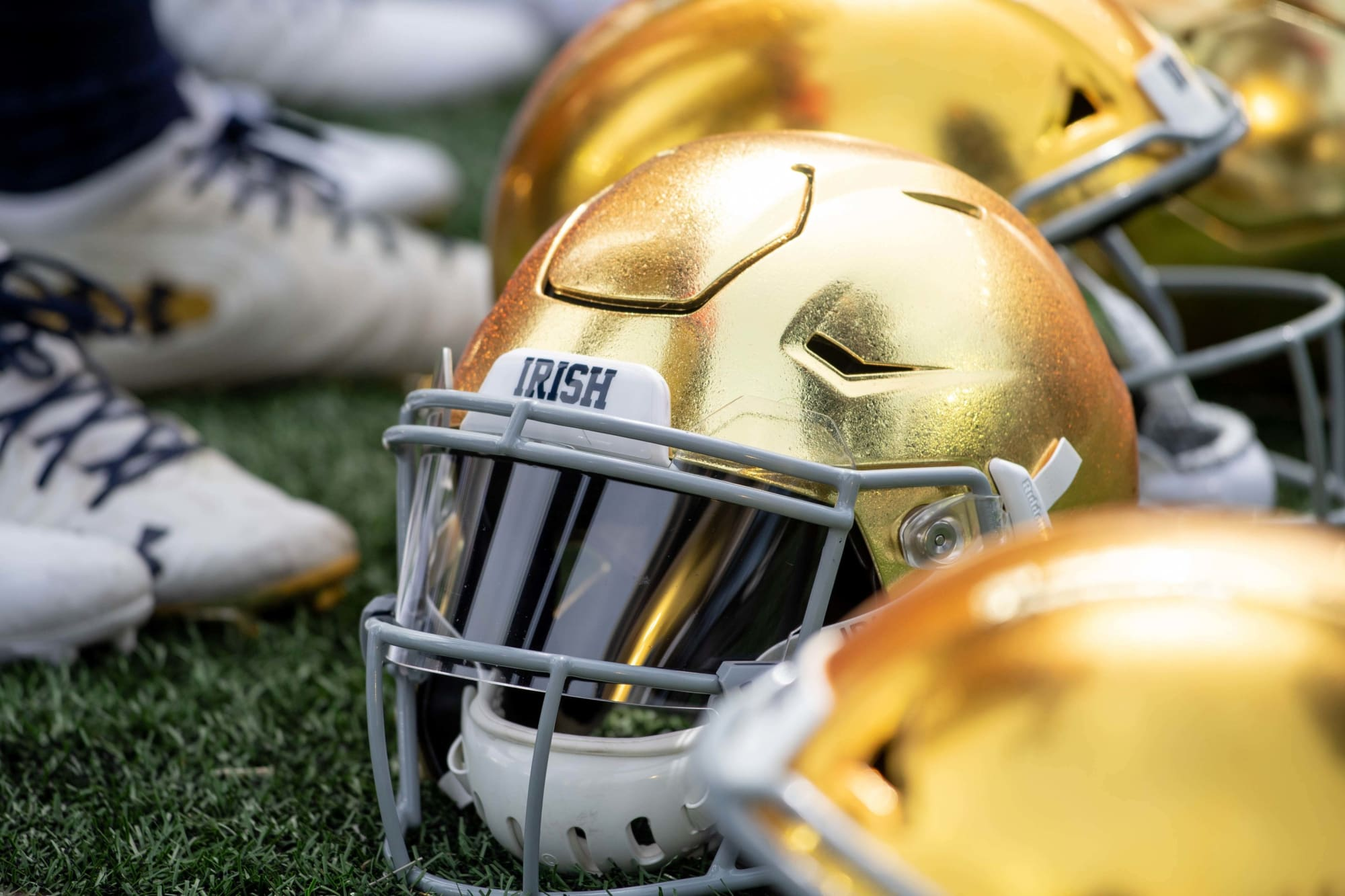 Notre Dame Football: Tyson Ford joining the recruiting efforts