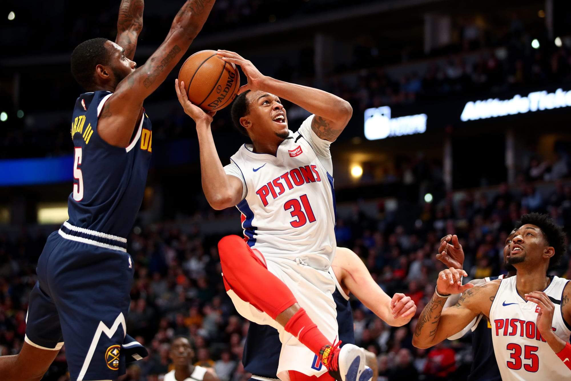 Atlanta Hawks: One Potential Free Agency Signing From Detroit Pistons