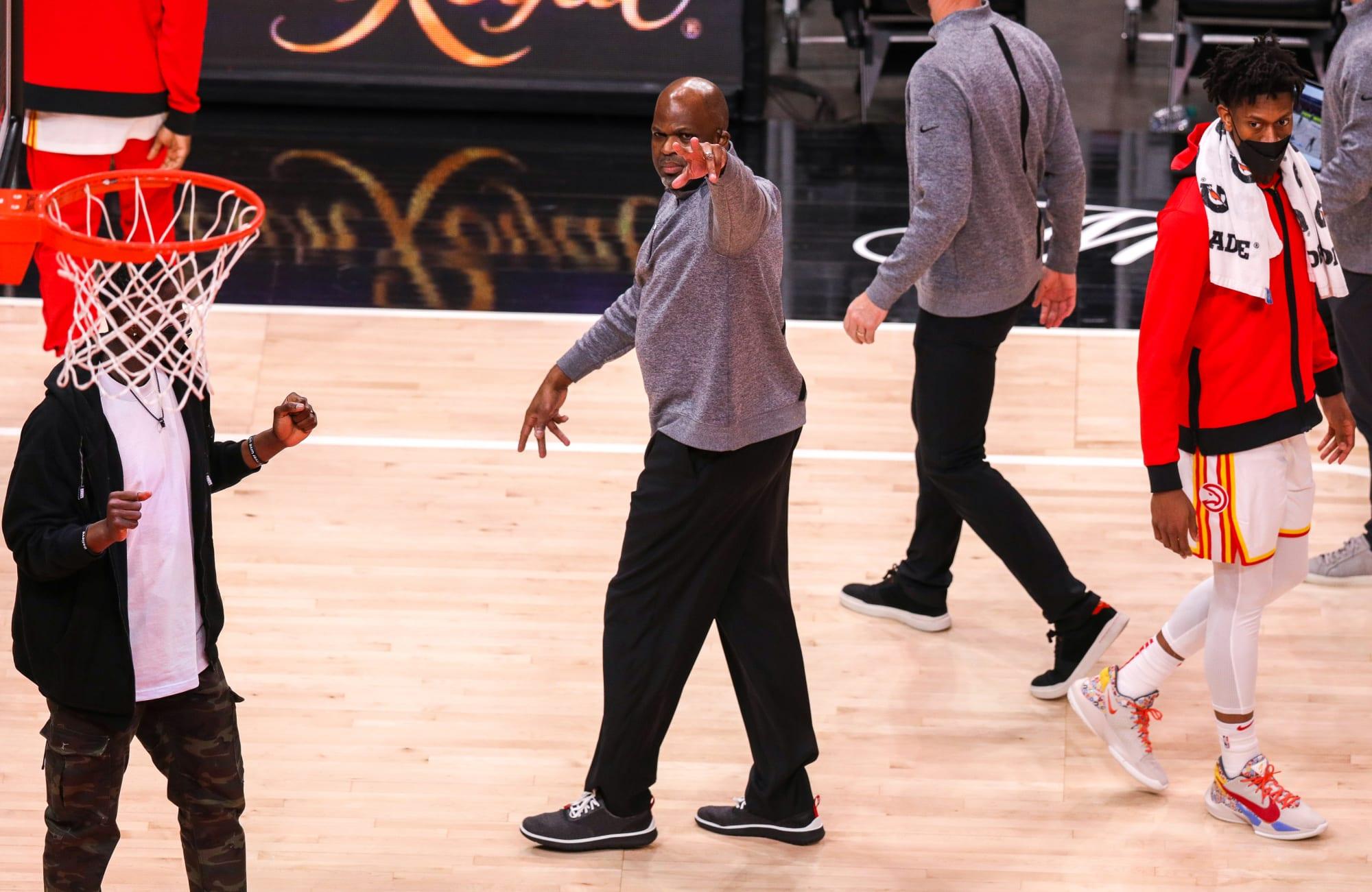Atlanta Hawks: Nate McMillan will be the head coach next year