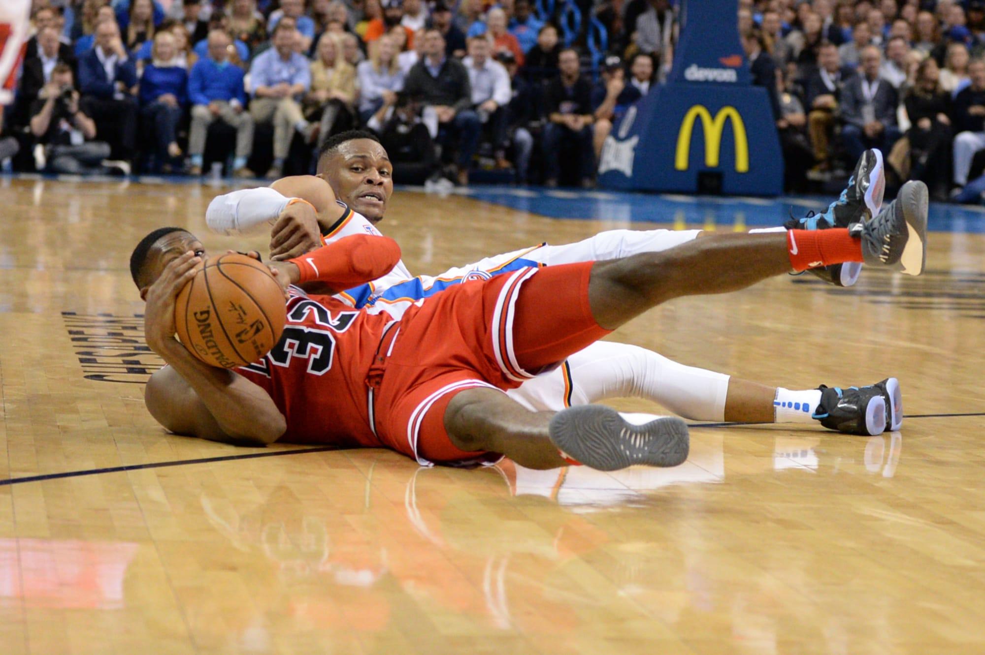 Atlanta Hawks: Kris Dunn needs to play against Russell Westbrook