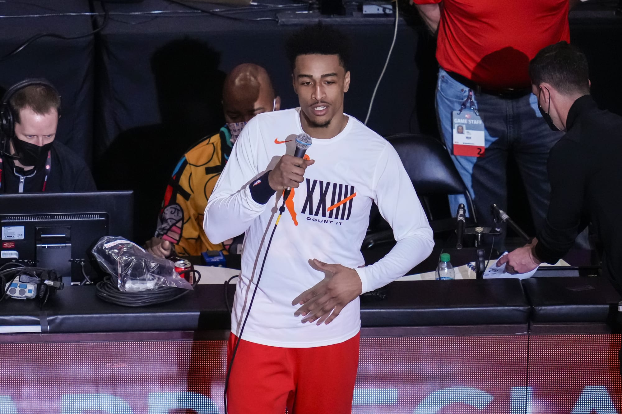 Atlanta Hawks: Can John Collins push for Most Improved Player?