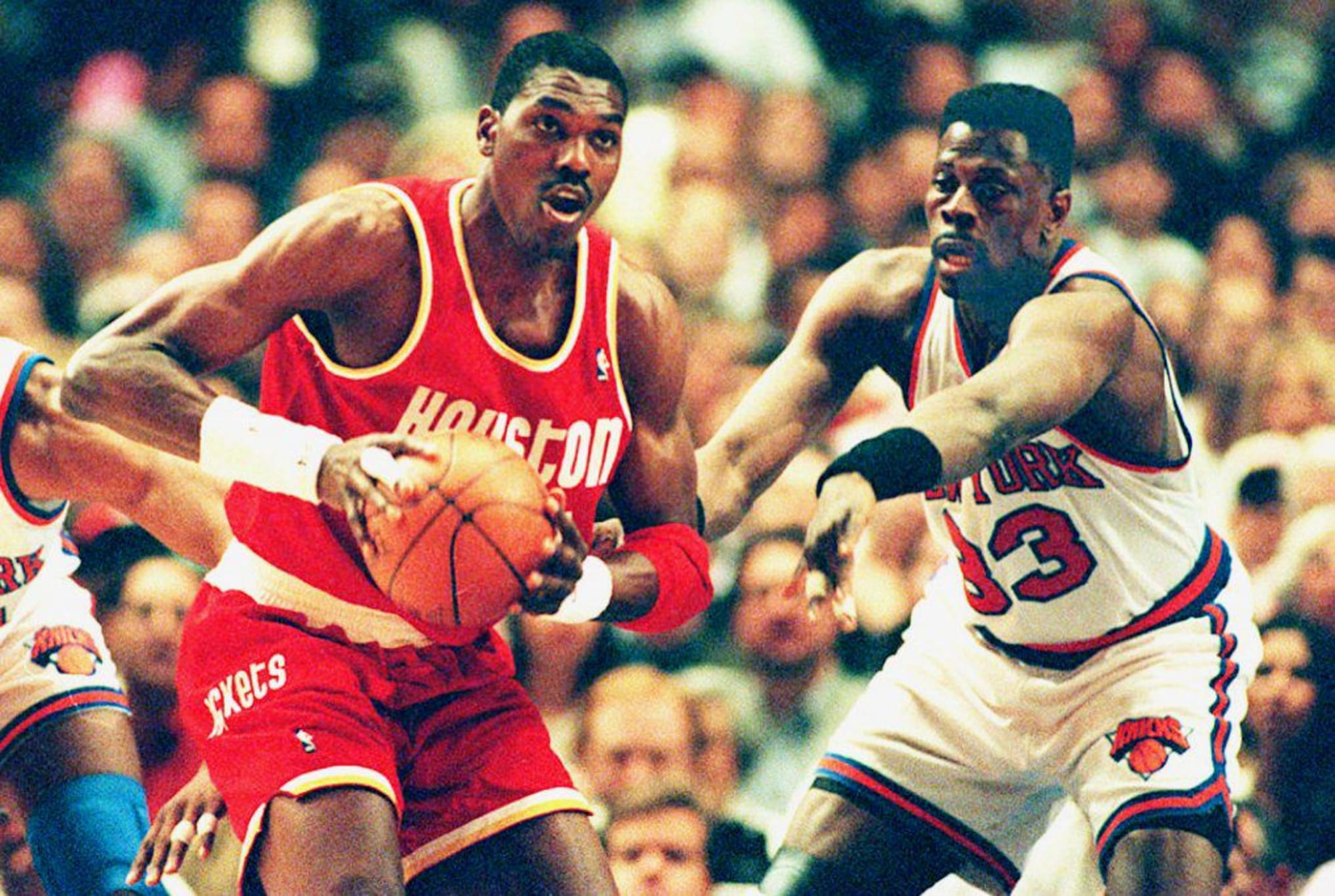 Paul Pierce praises Rockets' Hakeem Olajuwon