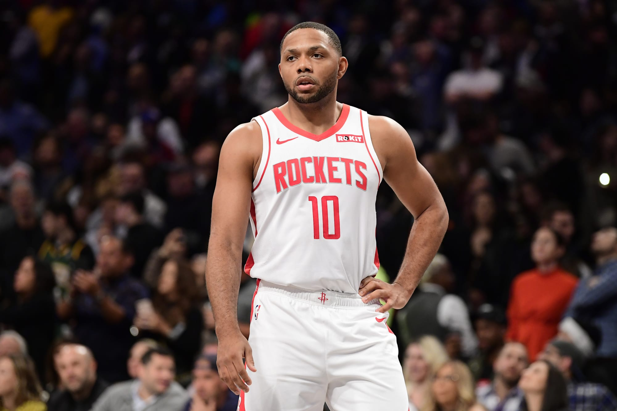 Mike D'Antoni says Eric Gordon puts Rockets over the top