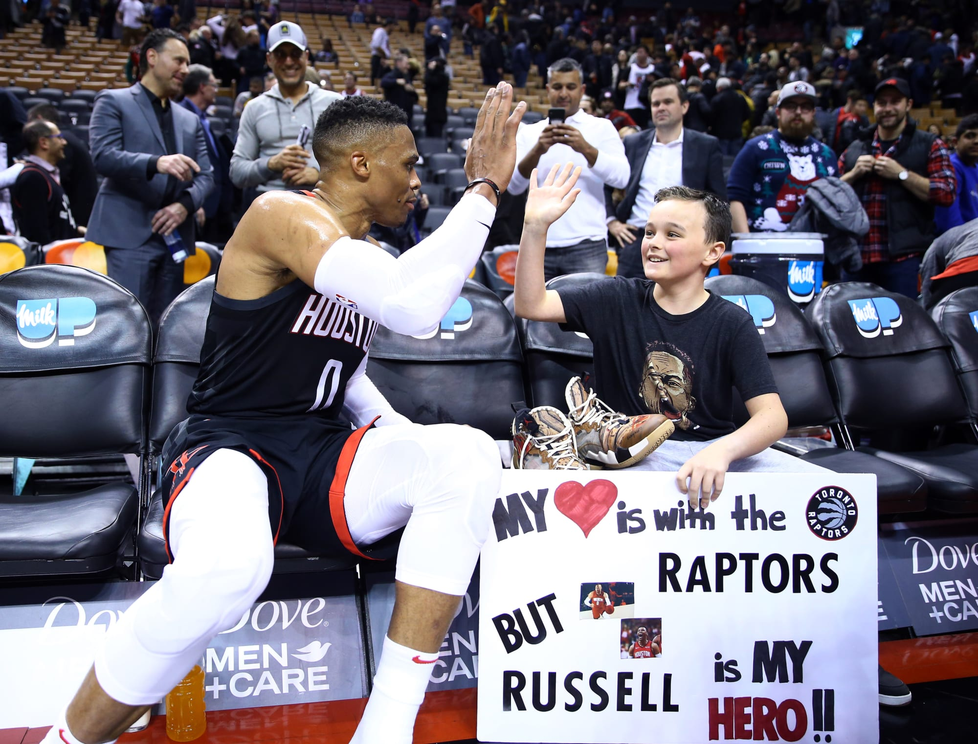 How Rockets' Russell Westbrook saved the day for the NBA - Space City Scoop