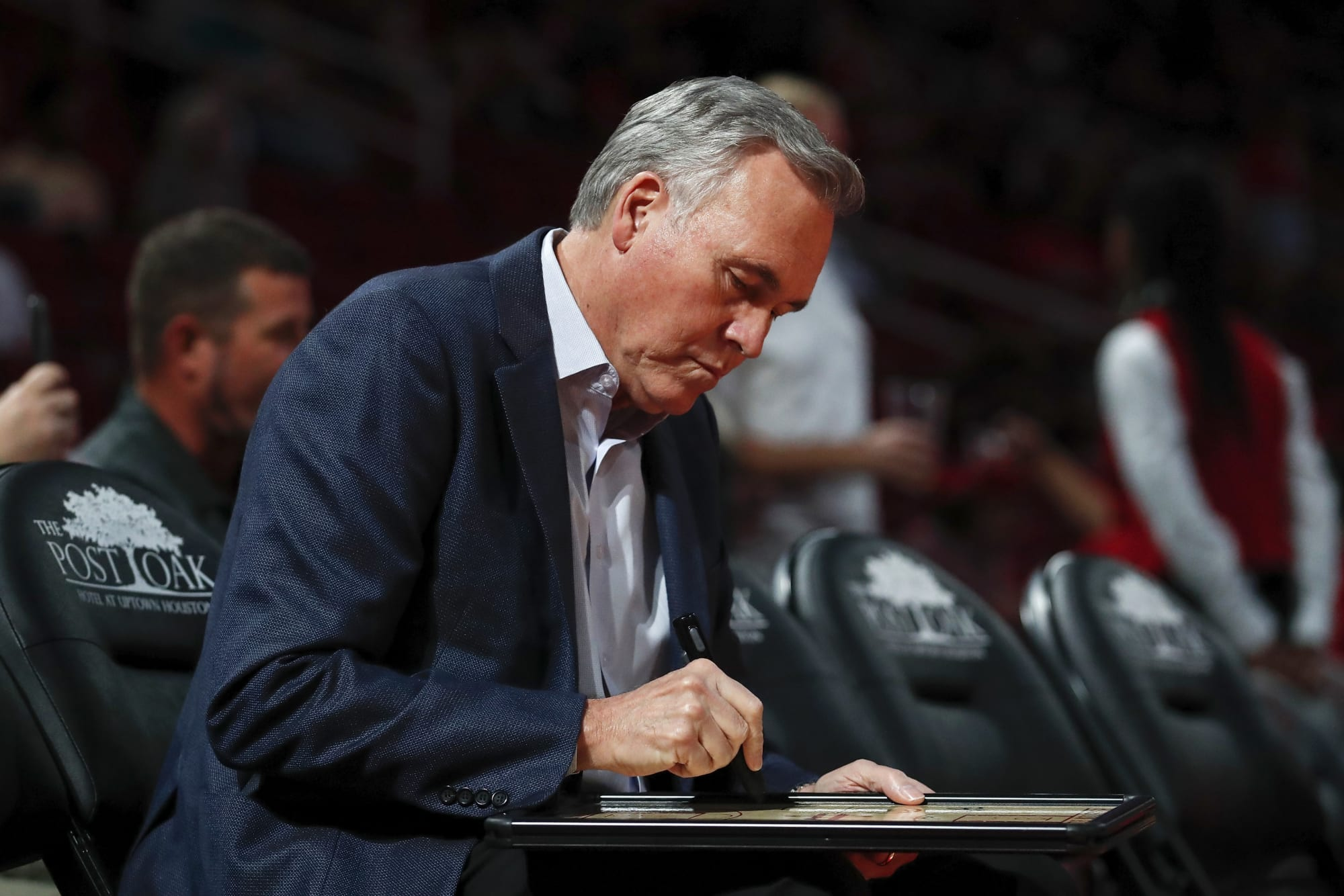 Corey Brewer says Rockets deserve blame for Mike D'Antoni exit