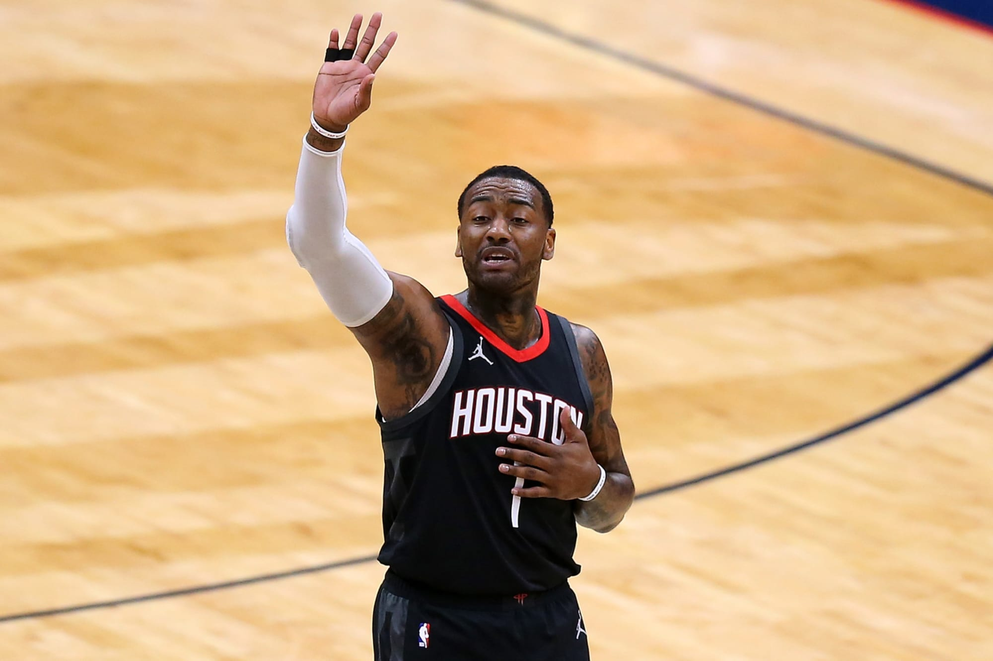 Could the Celtics help the Rockets get rid of John Wall?