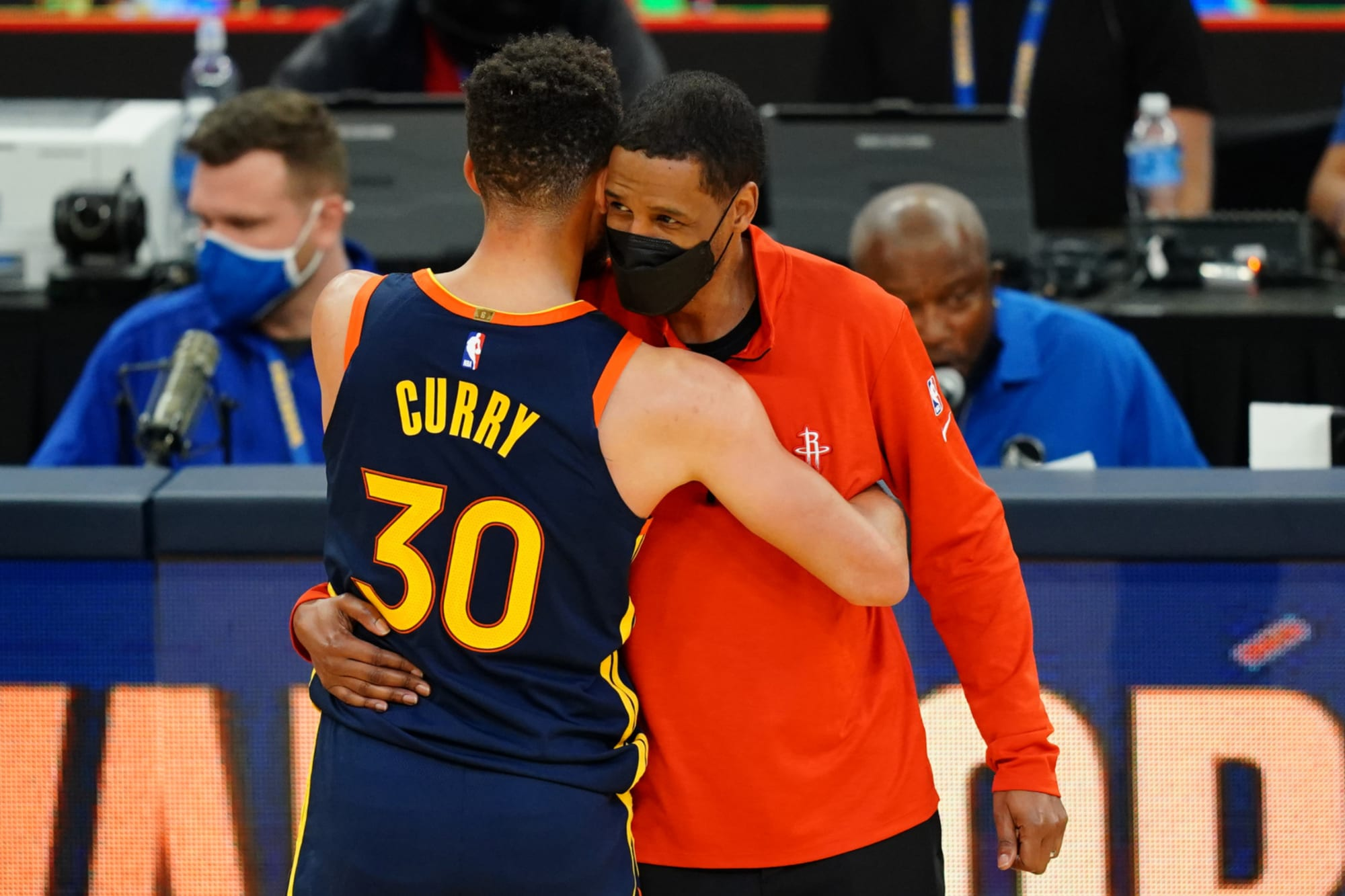 How Steph Curry has exposed the double-standard against James Harden