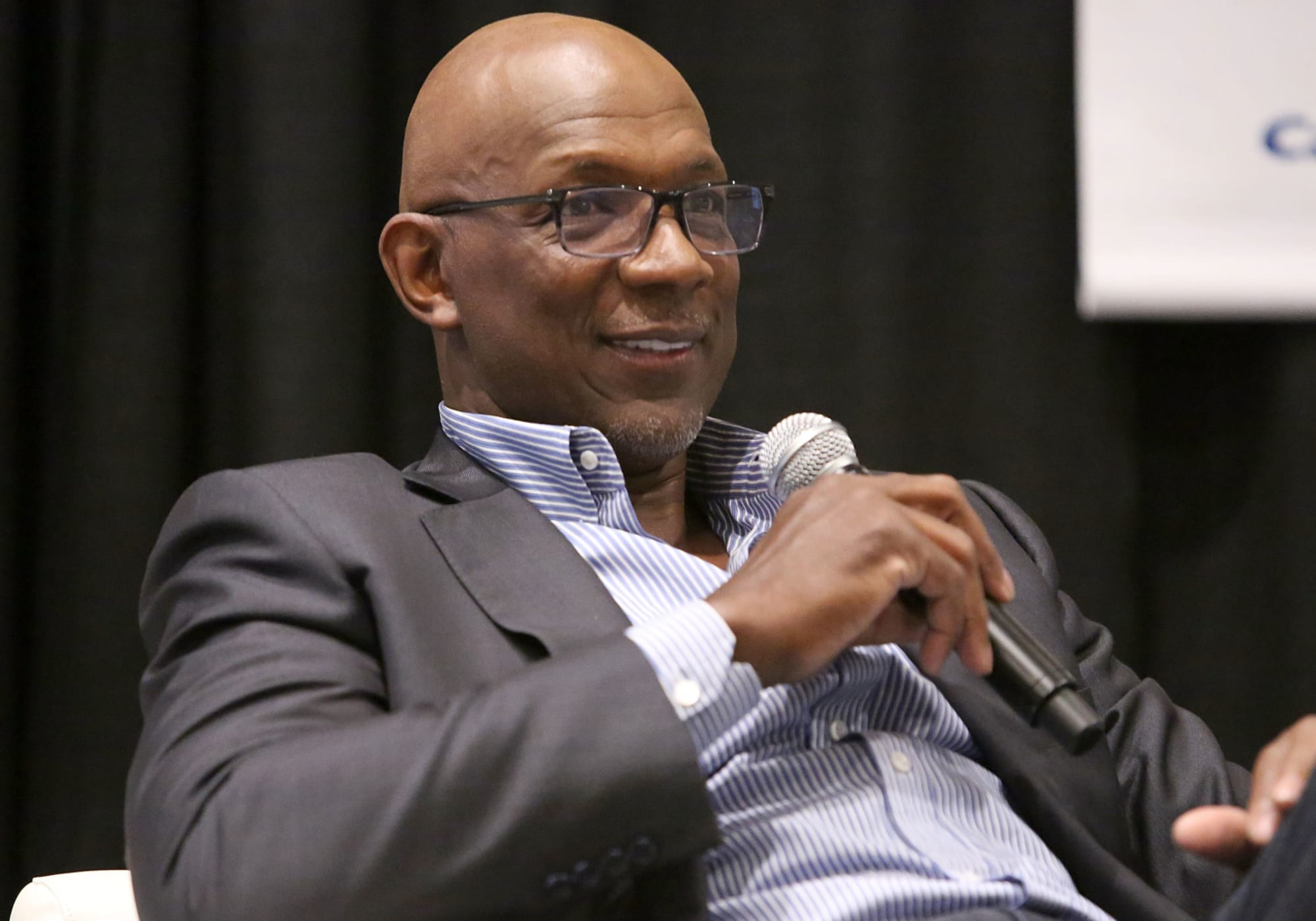 Rockets Clyde Drexler doesn't believe NBA return is best