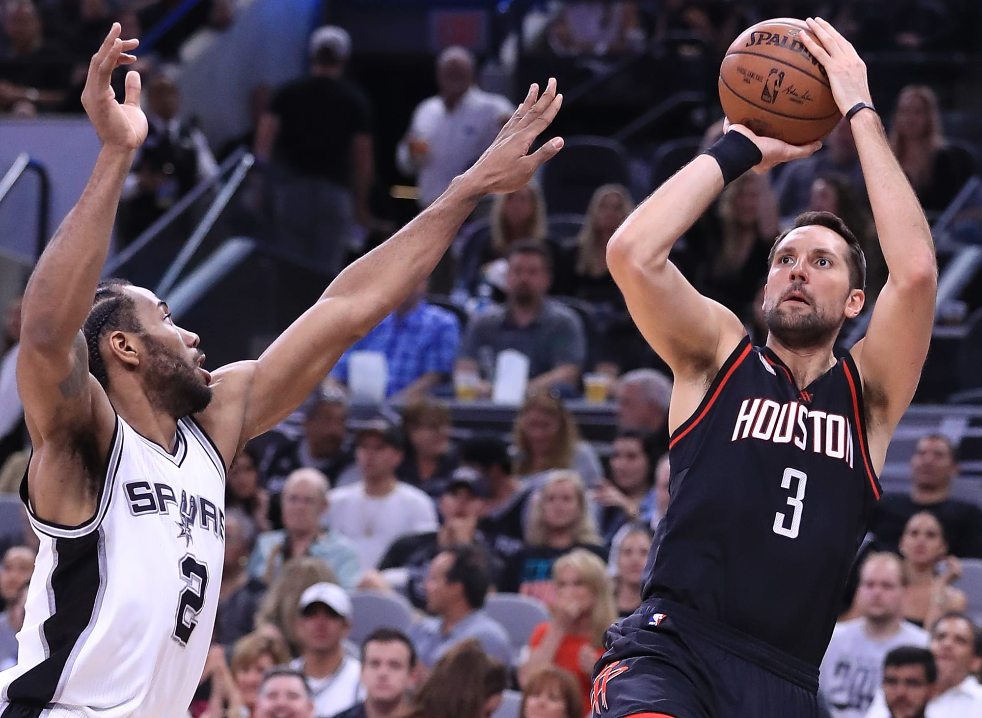 Today: Rockets' Ryan Anderson has team-highs across the board