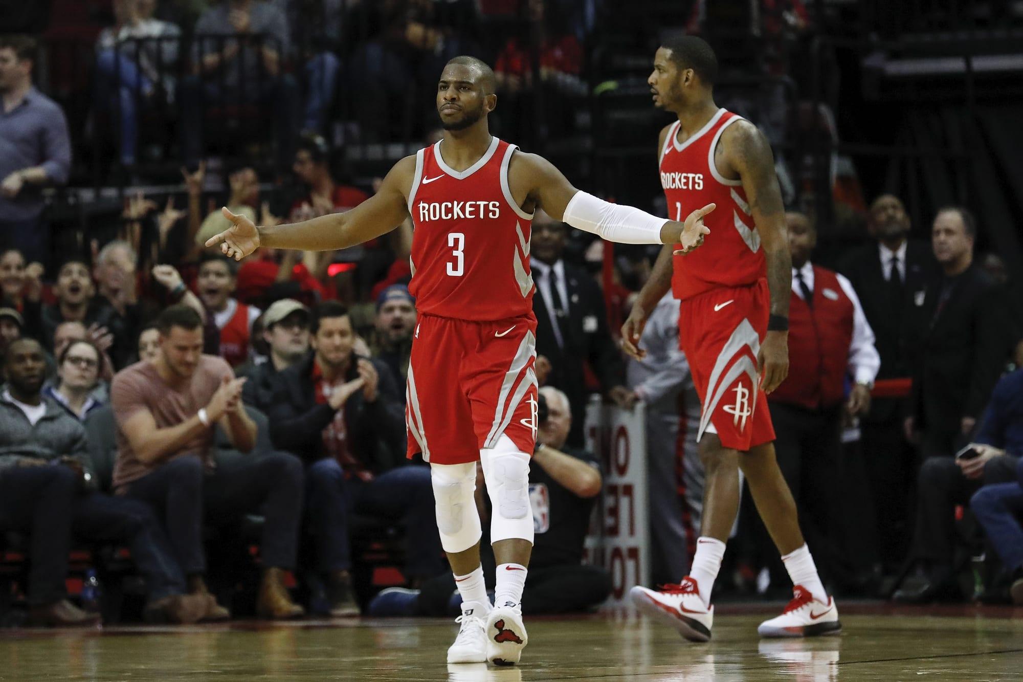 Trevor Ariza praises former Rockets star Chris Paul