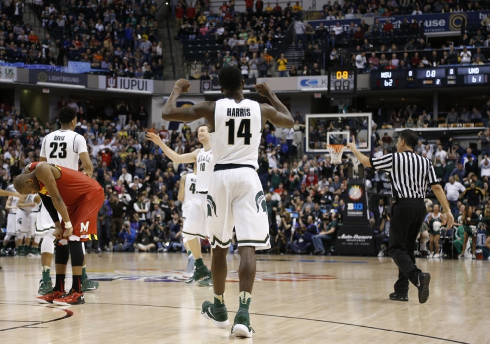 Michigan State vs Purdue live stream: Watch online