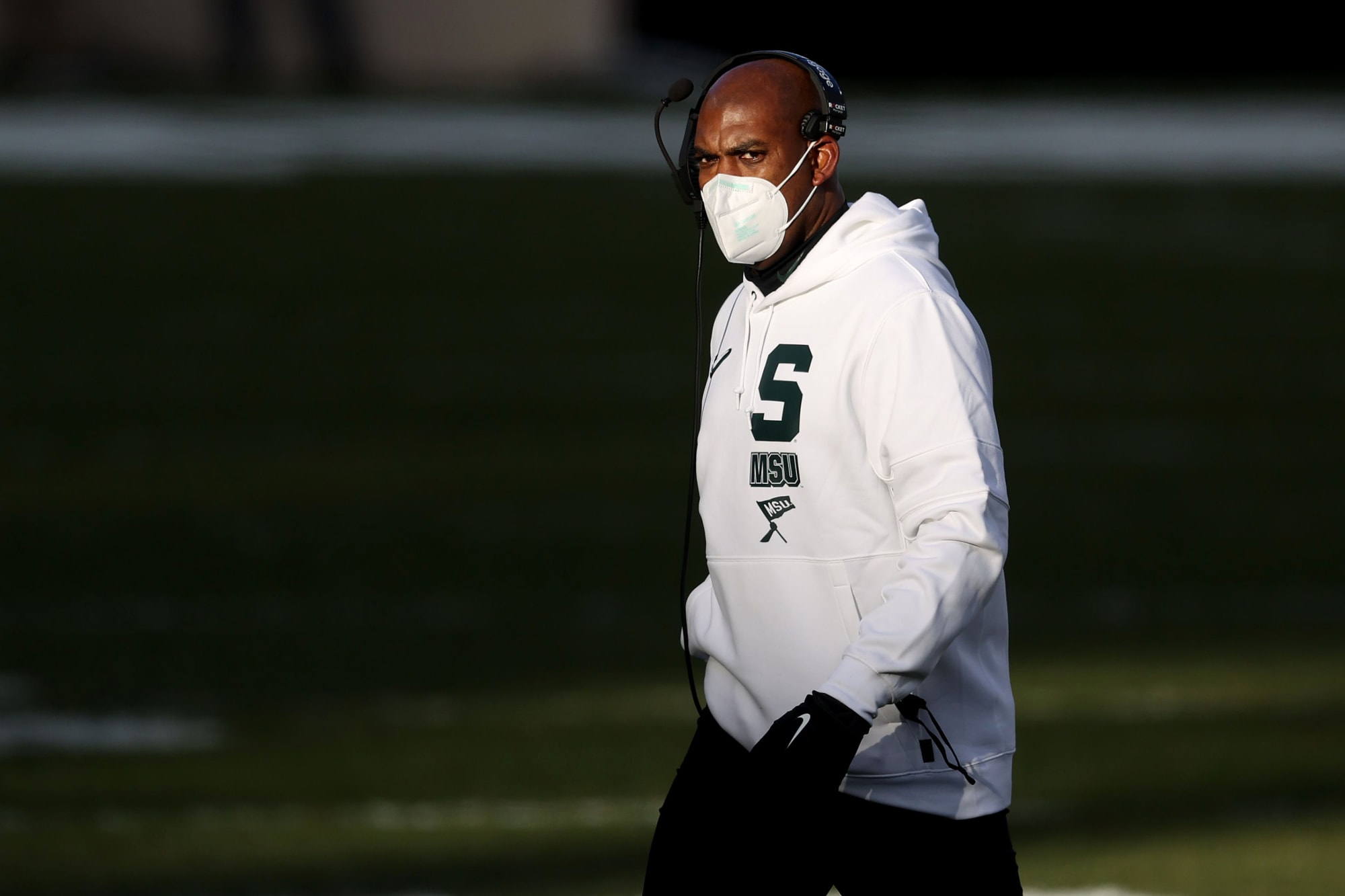 Michigan State football's 2022 recruiting class jumps into top 25