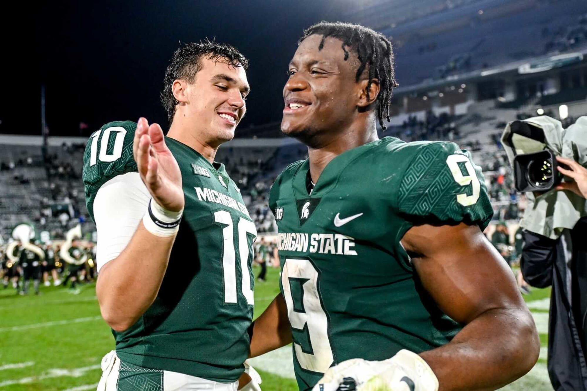 Michigan State Football: 3 advantages Spartans have over No. 6 Michigan