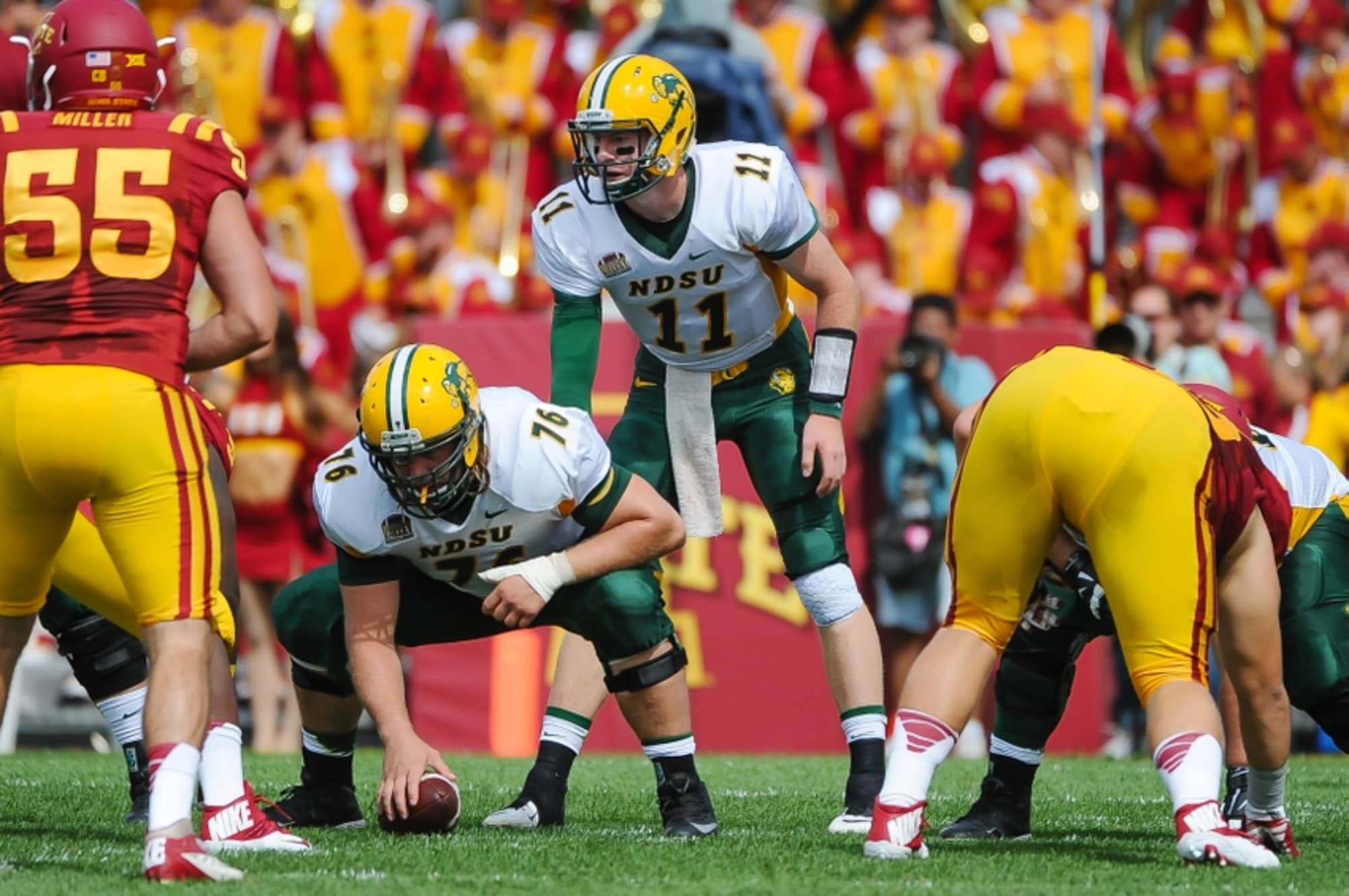 Cowboys: Why Carson Wentz At No.4 Might Happen