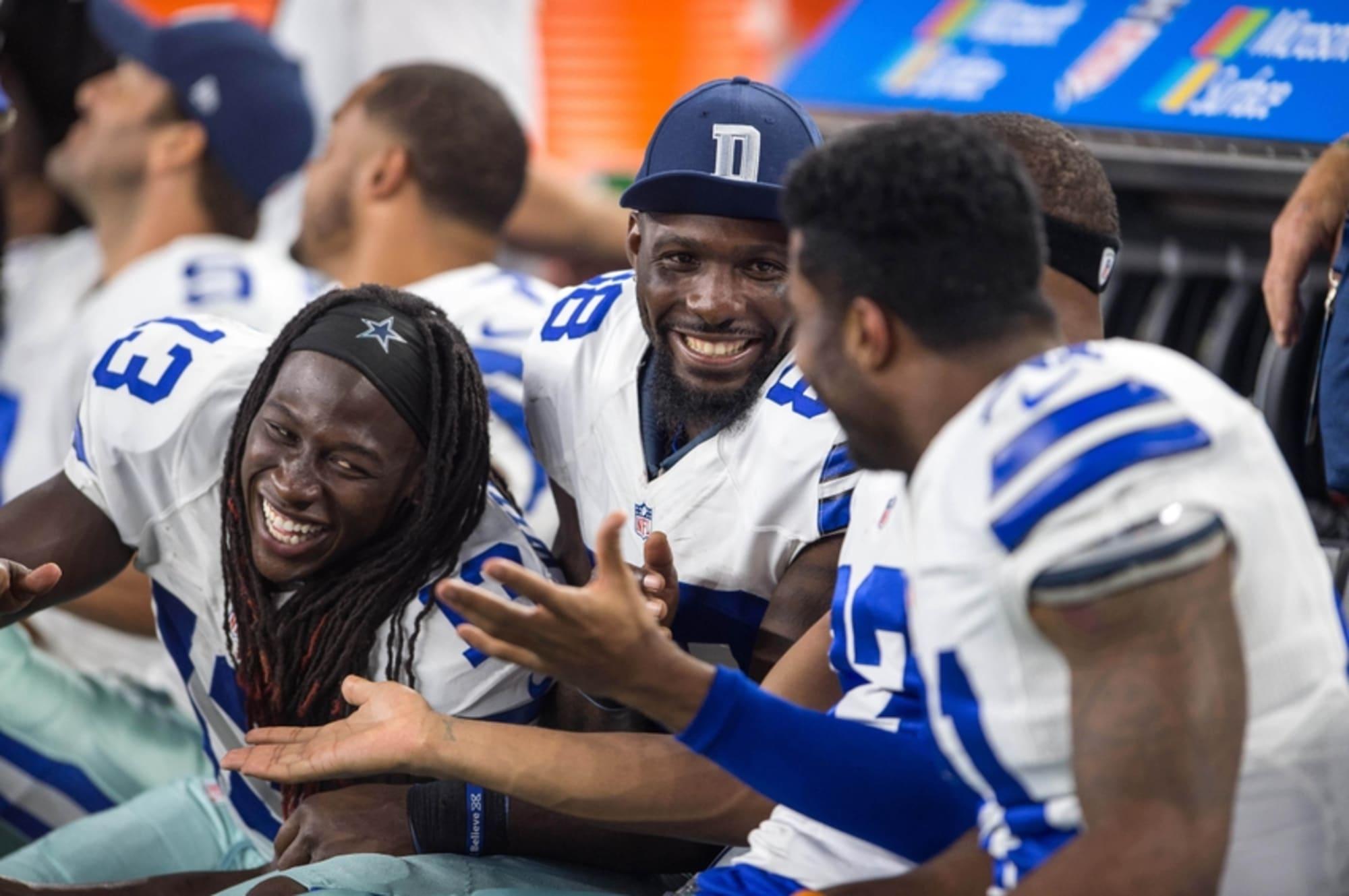 Dallas Cowboys One Name Brothers Dak Dez Zeke