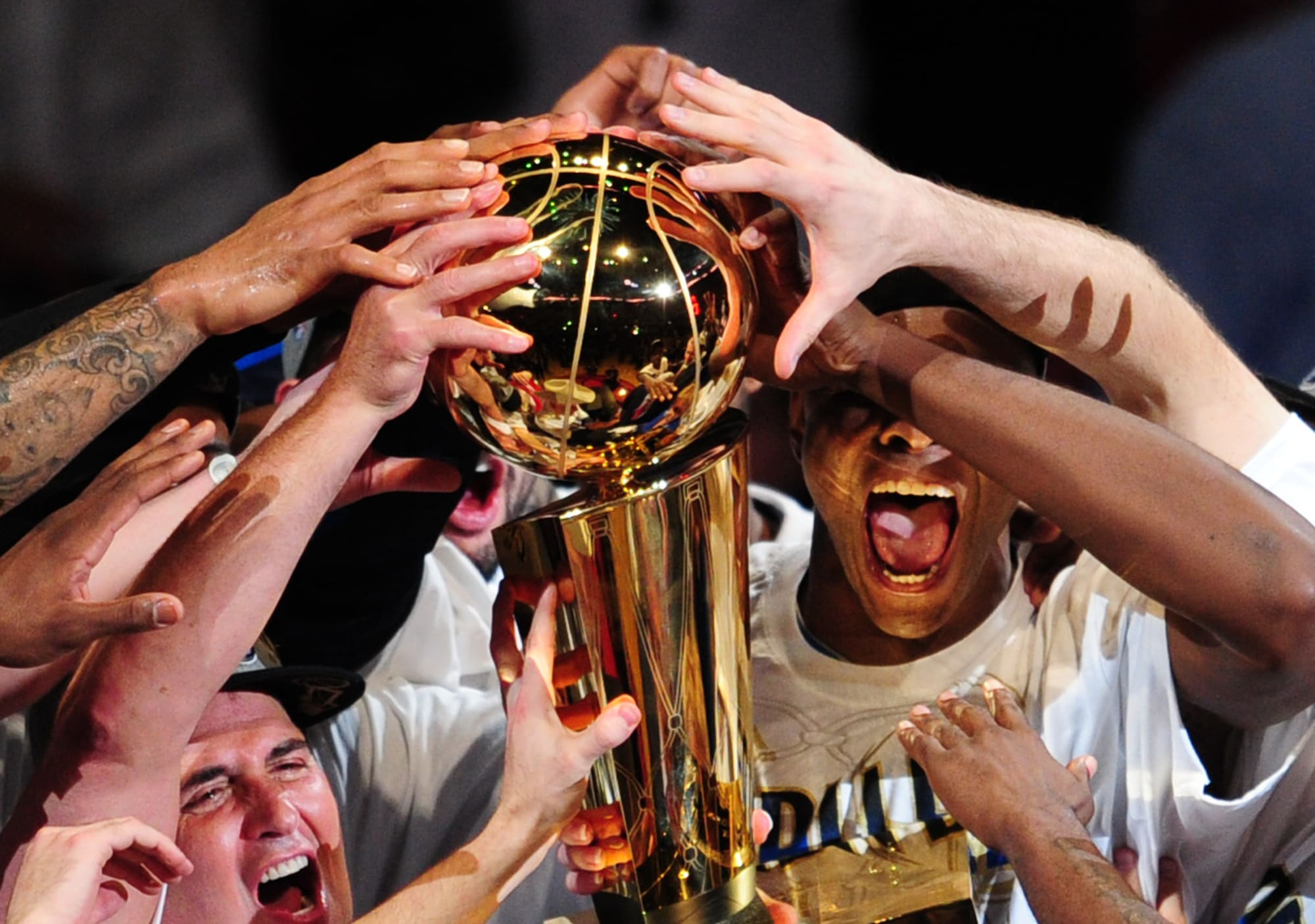 Reliving the Dallas Mavericks NBA Championship Run