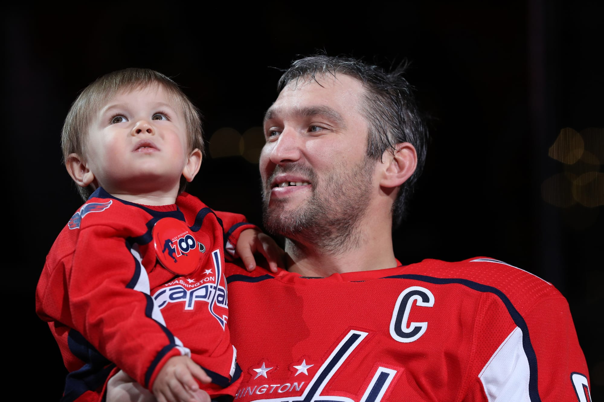 Washington Capitals: Sergei Ovechkin is already a celebrity