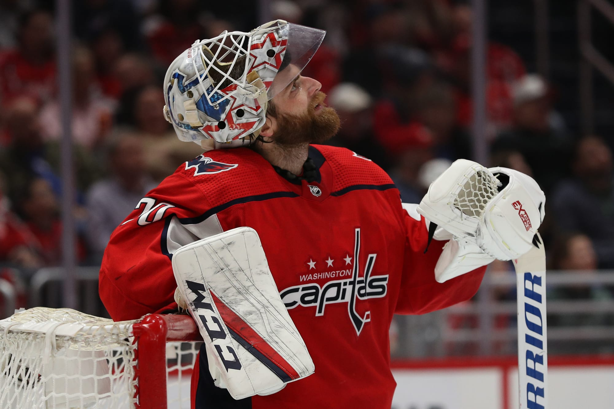 Washington Capitals should stick with Braden Holtby