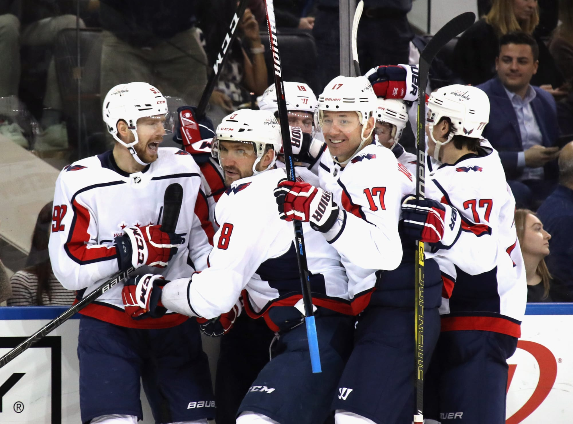 Washington Capitals: A complete list of every player's Twitter handle
