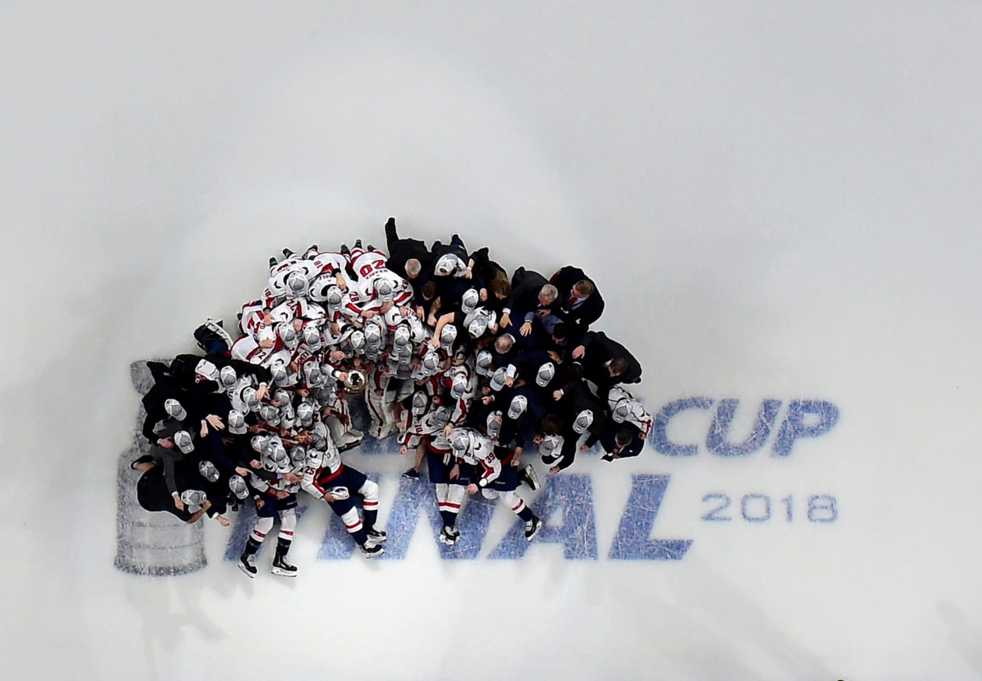 Washington Capitals: Throwback Thursday to championship glory