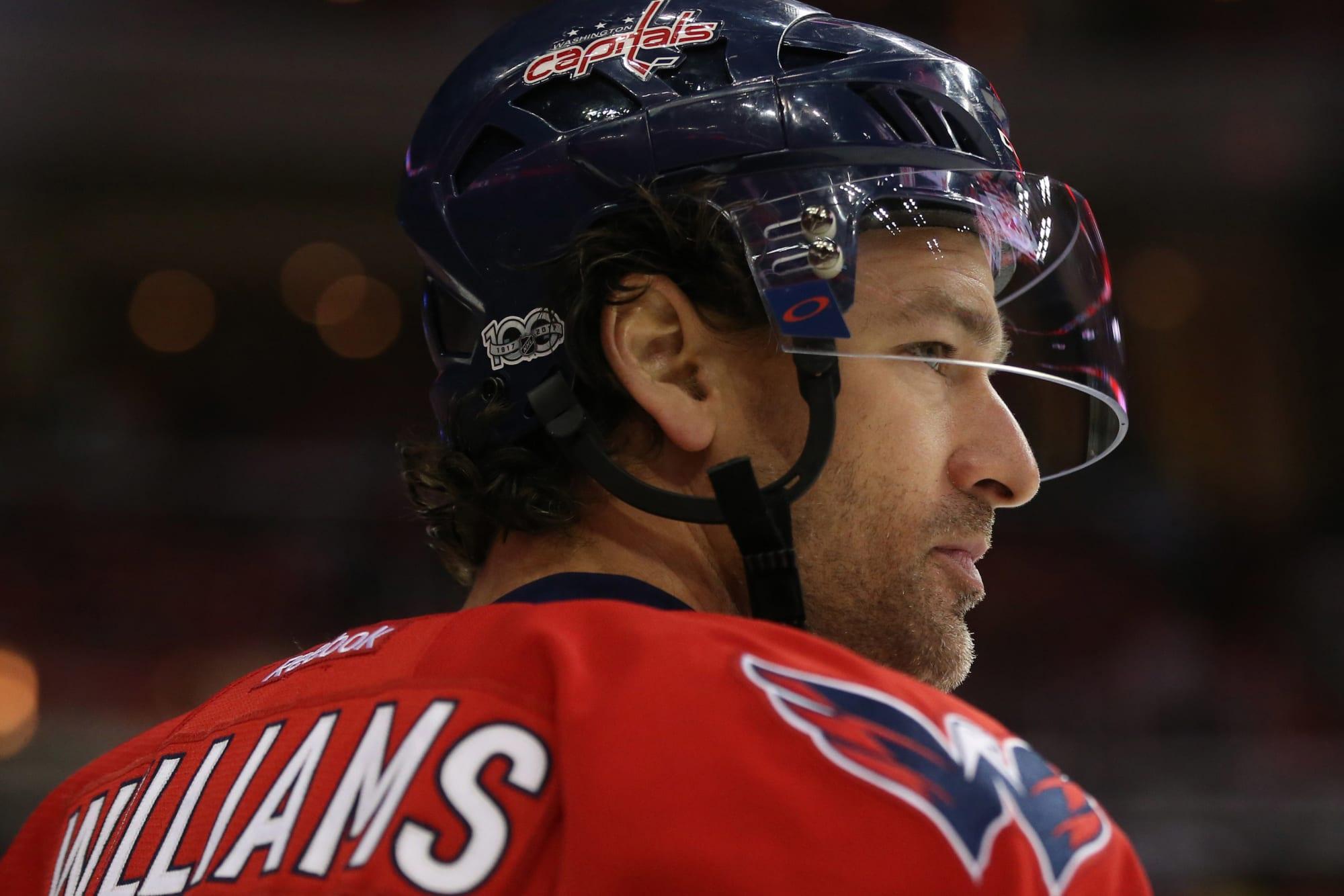 Washington Capitals: Justin Williams hangs up his skates