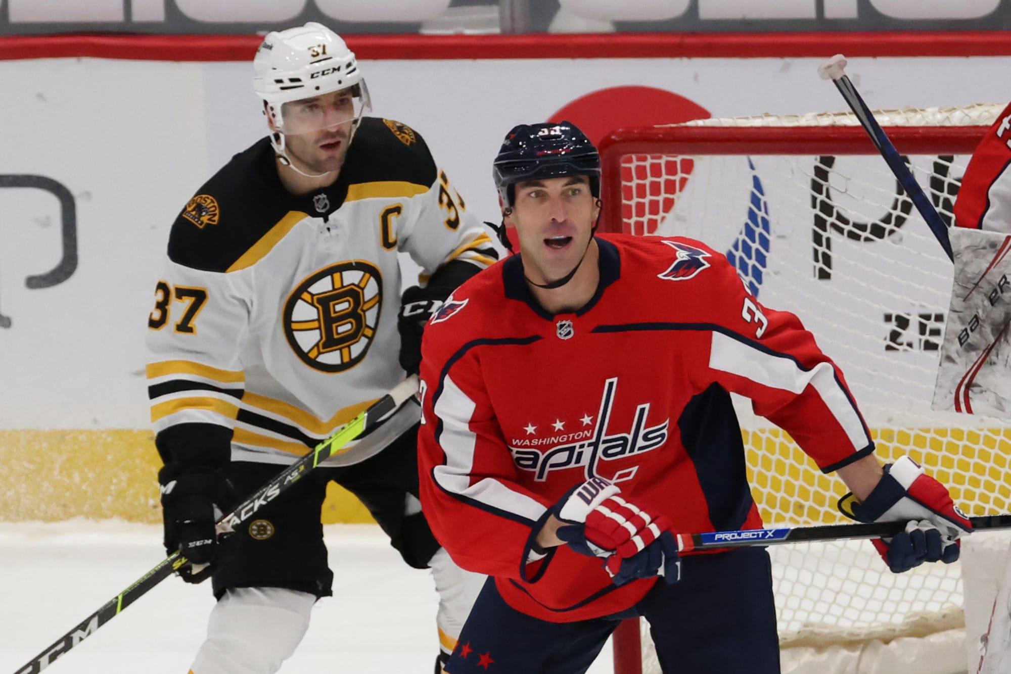 Bruins vs. Washington Capitals: Regular season finale