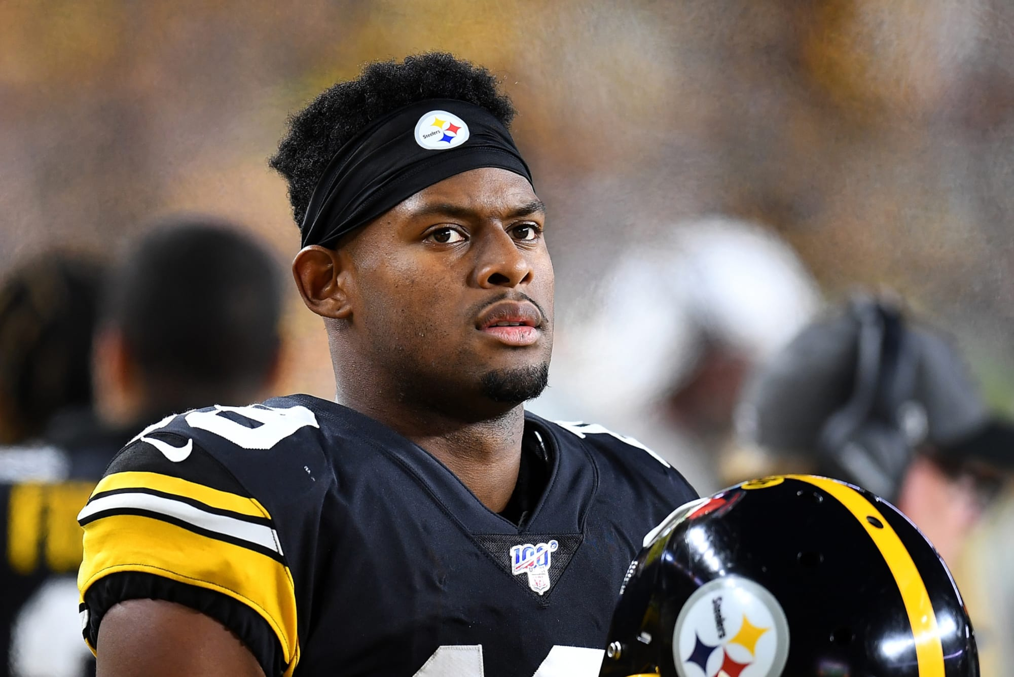 Steelers WR JuJu Smith-Schuster finds new agent before his next payday