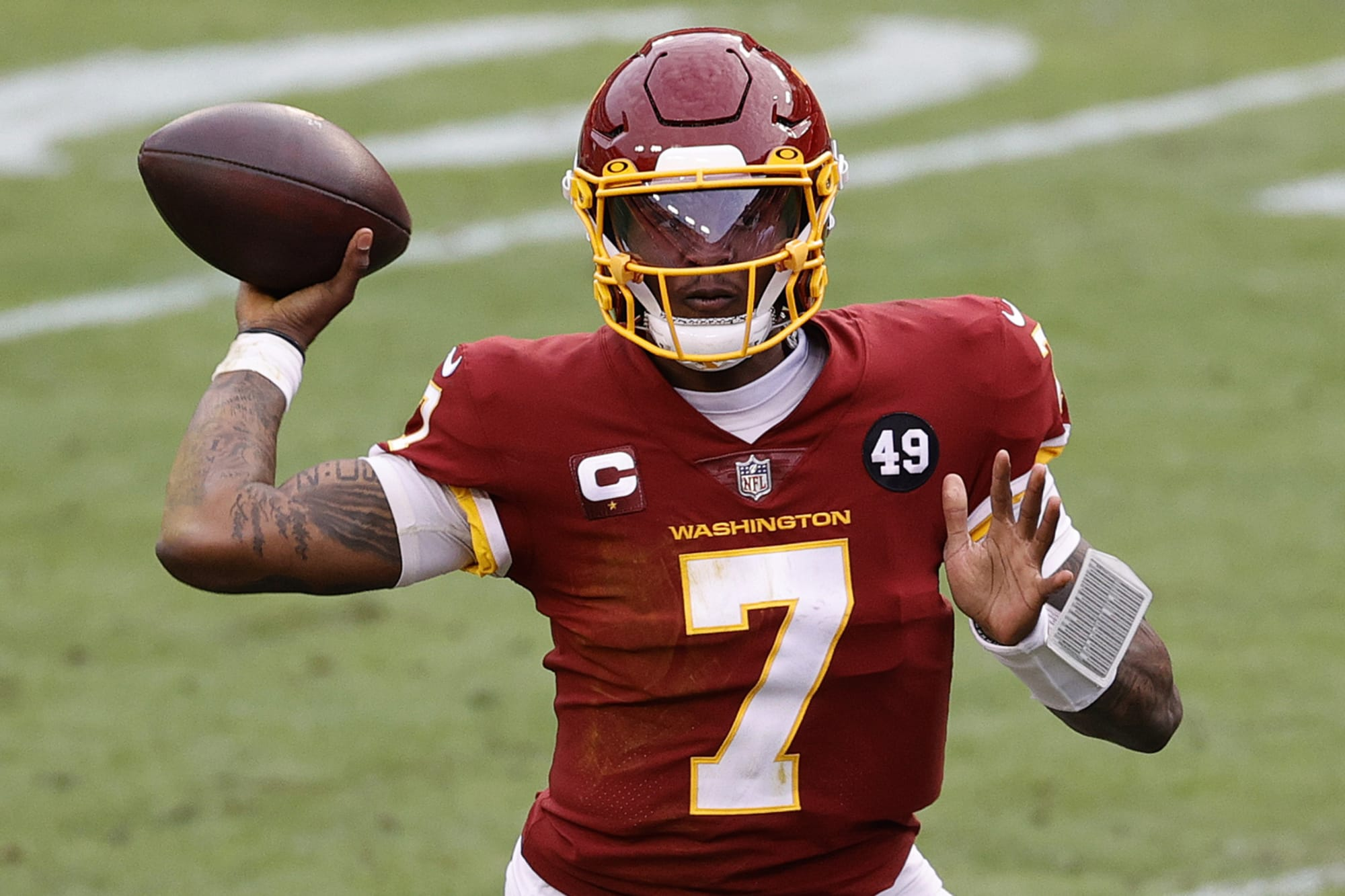 Dwayne Haskins won't be the answer for Steelers after Ben Roethlisberger