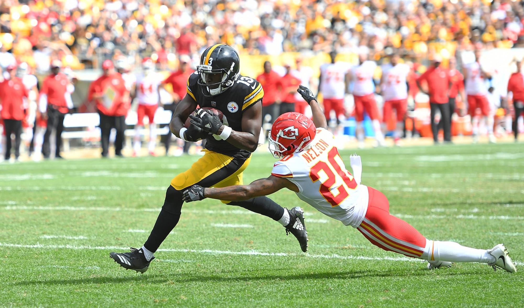 Analyzing changes to Steelers initial 2019 depth chartSteelers Depth Chart