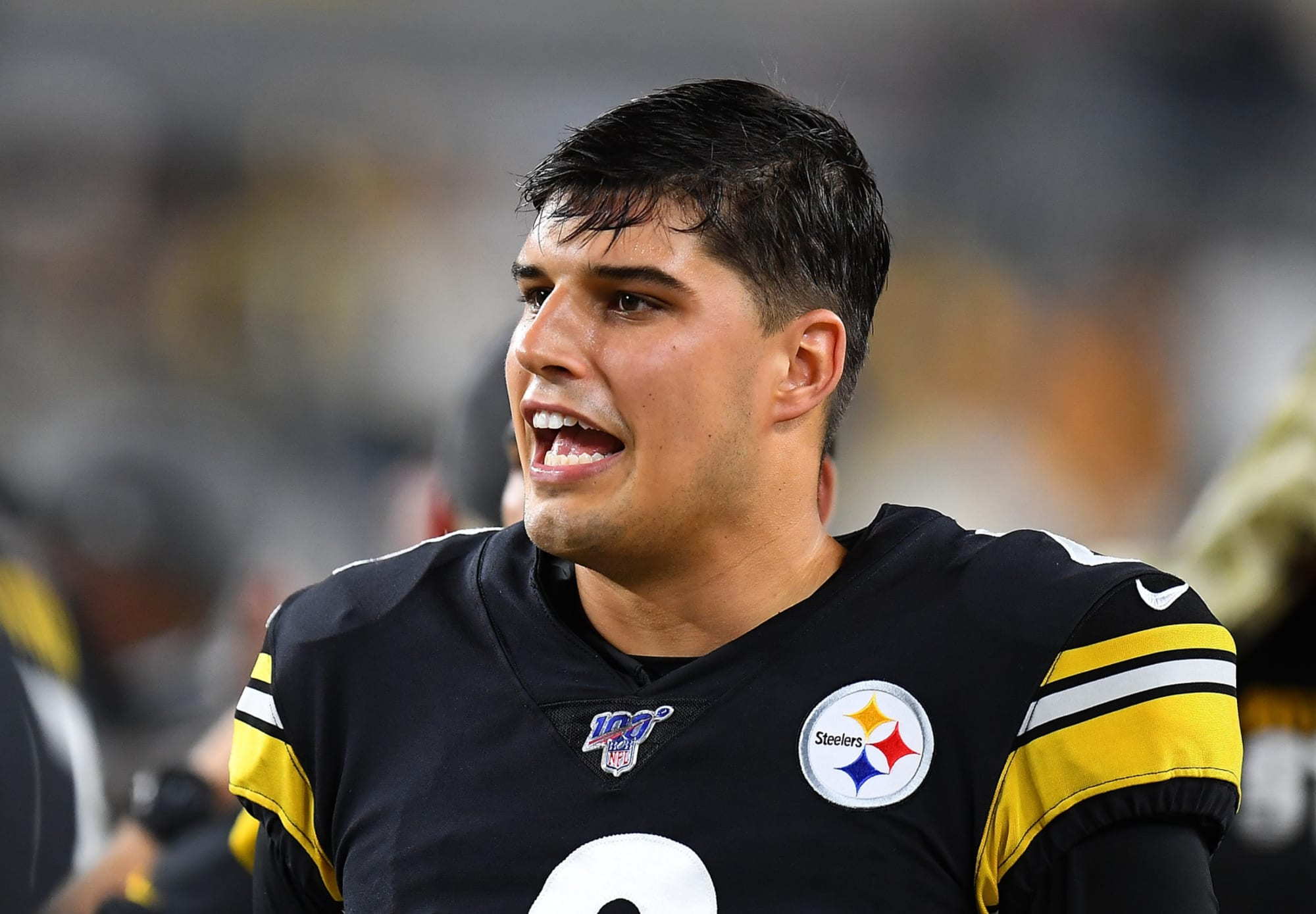 Steelers Qb Mason Rudolph Apologizes For Involvement In Late Game Brawl