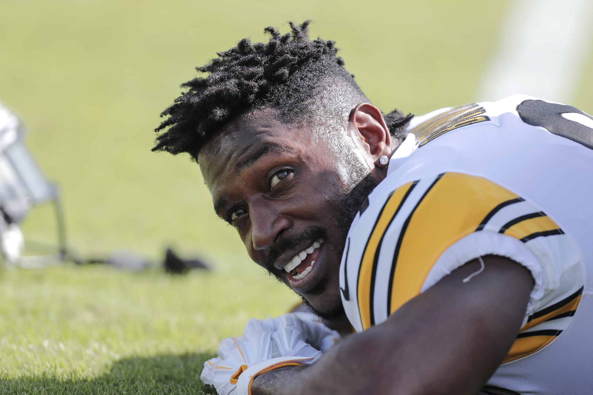 Another team emerges as a possible Antonio Brown destination