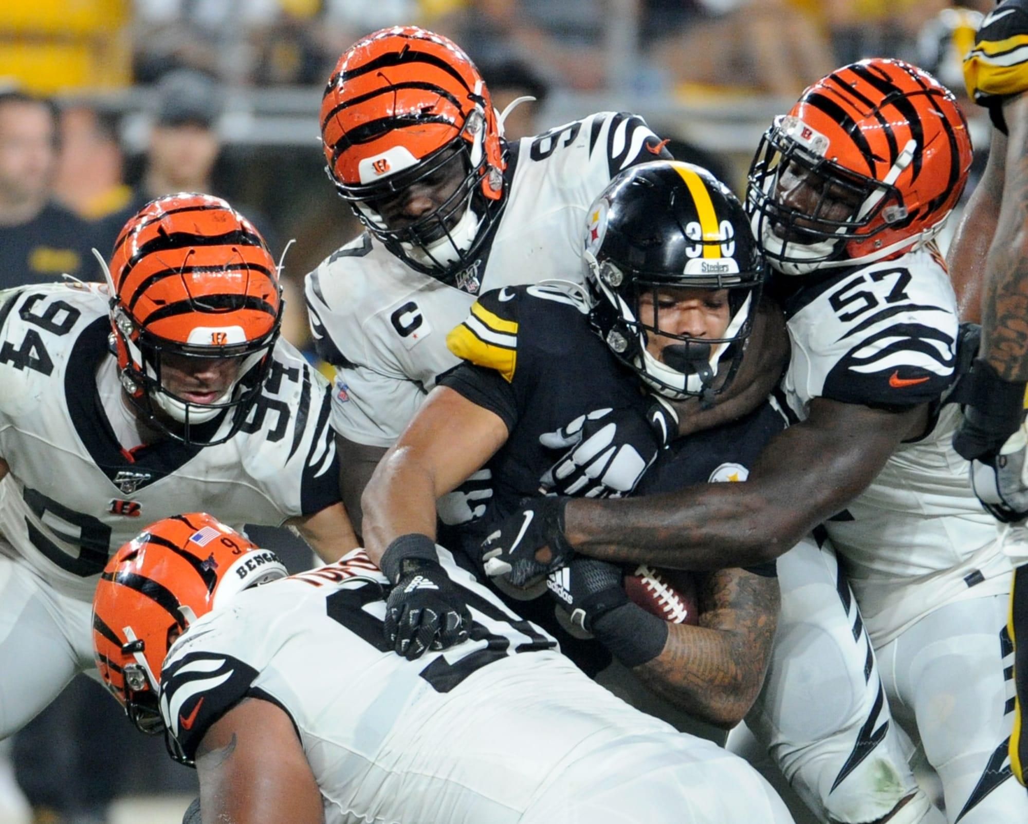 Steelers vs bengals betting line how to buy bitcoins 2021 nfl
