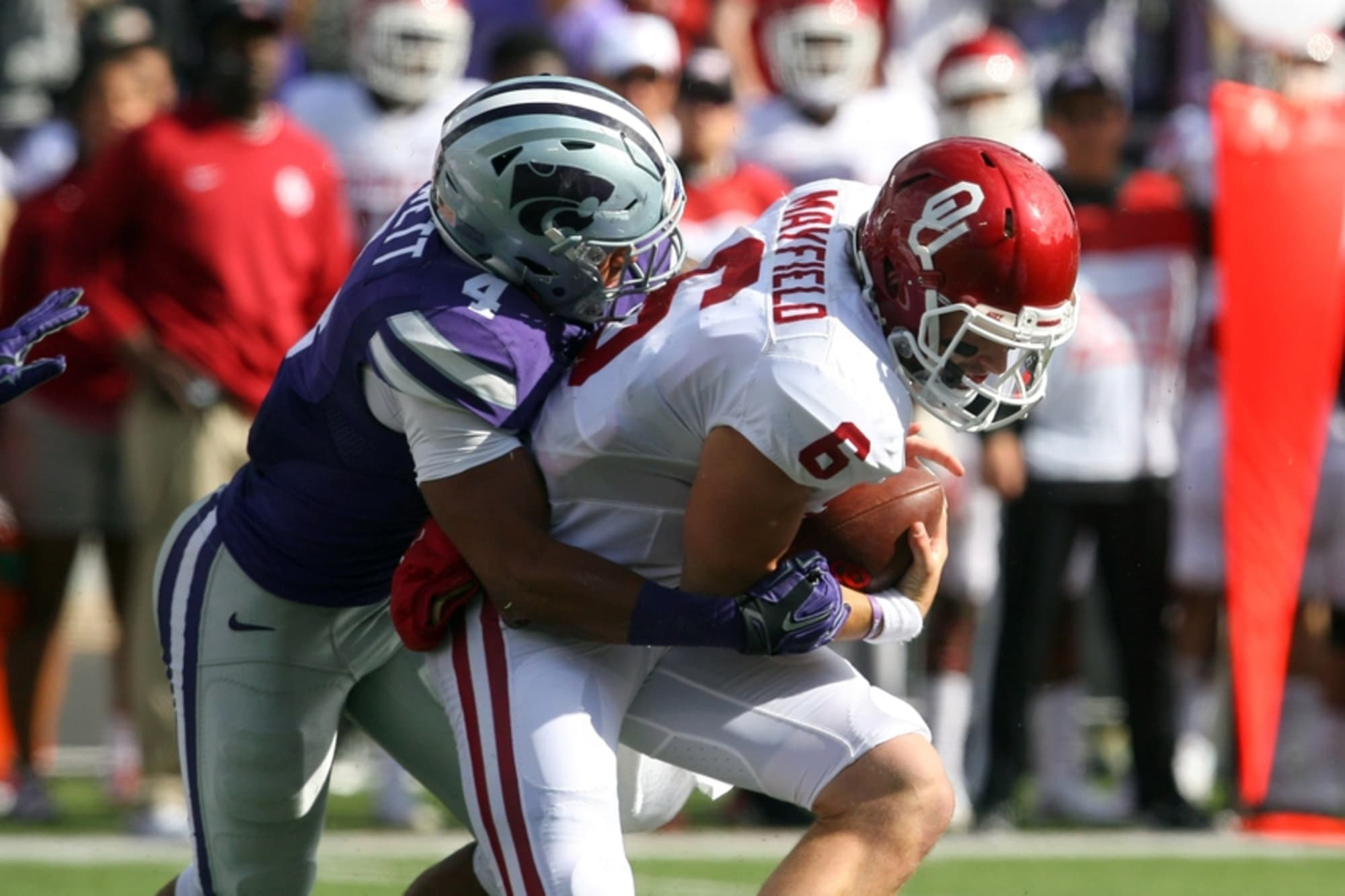 Oklahoma vs. Kansas State: Can Sooners Topple Road ...