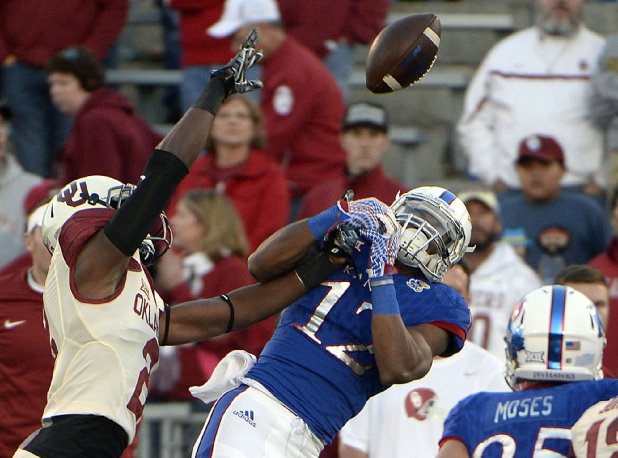 Oklahoma vs. Kansas: What You May Be Surprised to See on ...